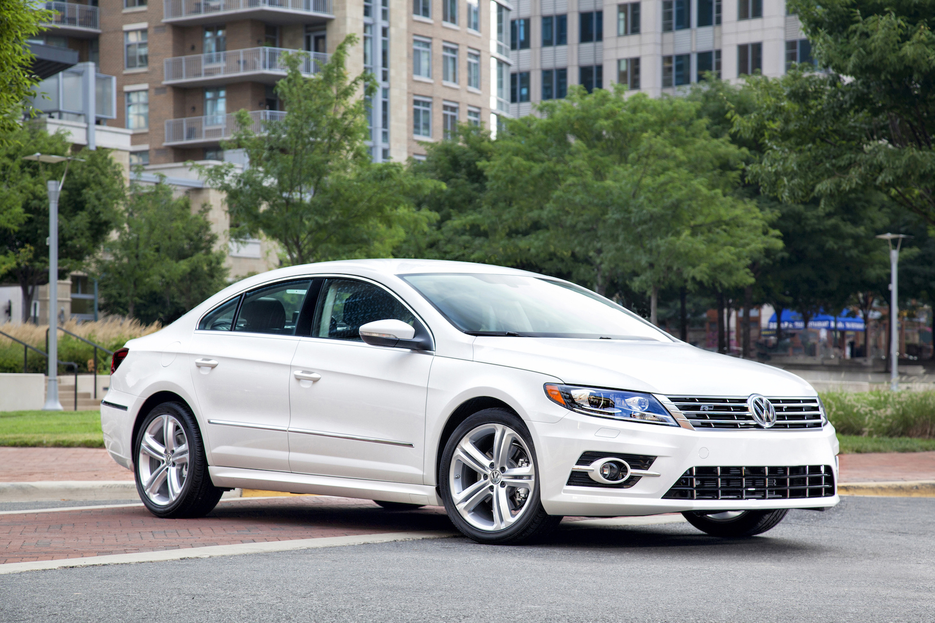 2016 volkswagen cc vw review ratings specs prices and photos the car connection. Black Bedroom Furniture Sets. Home Design Ideas