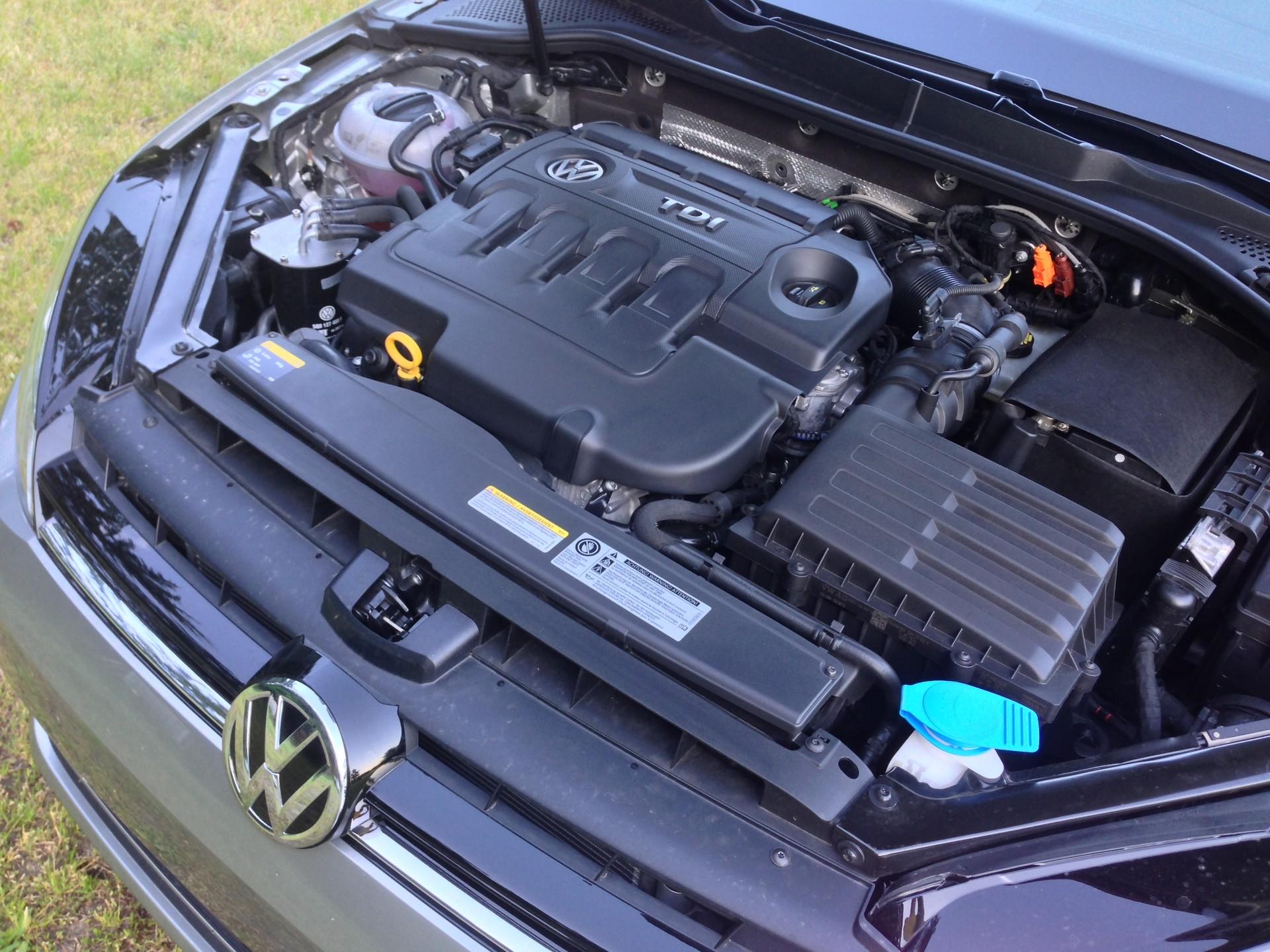 How Do Modern Diesel Engines Work VW Explains It Video