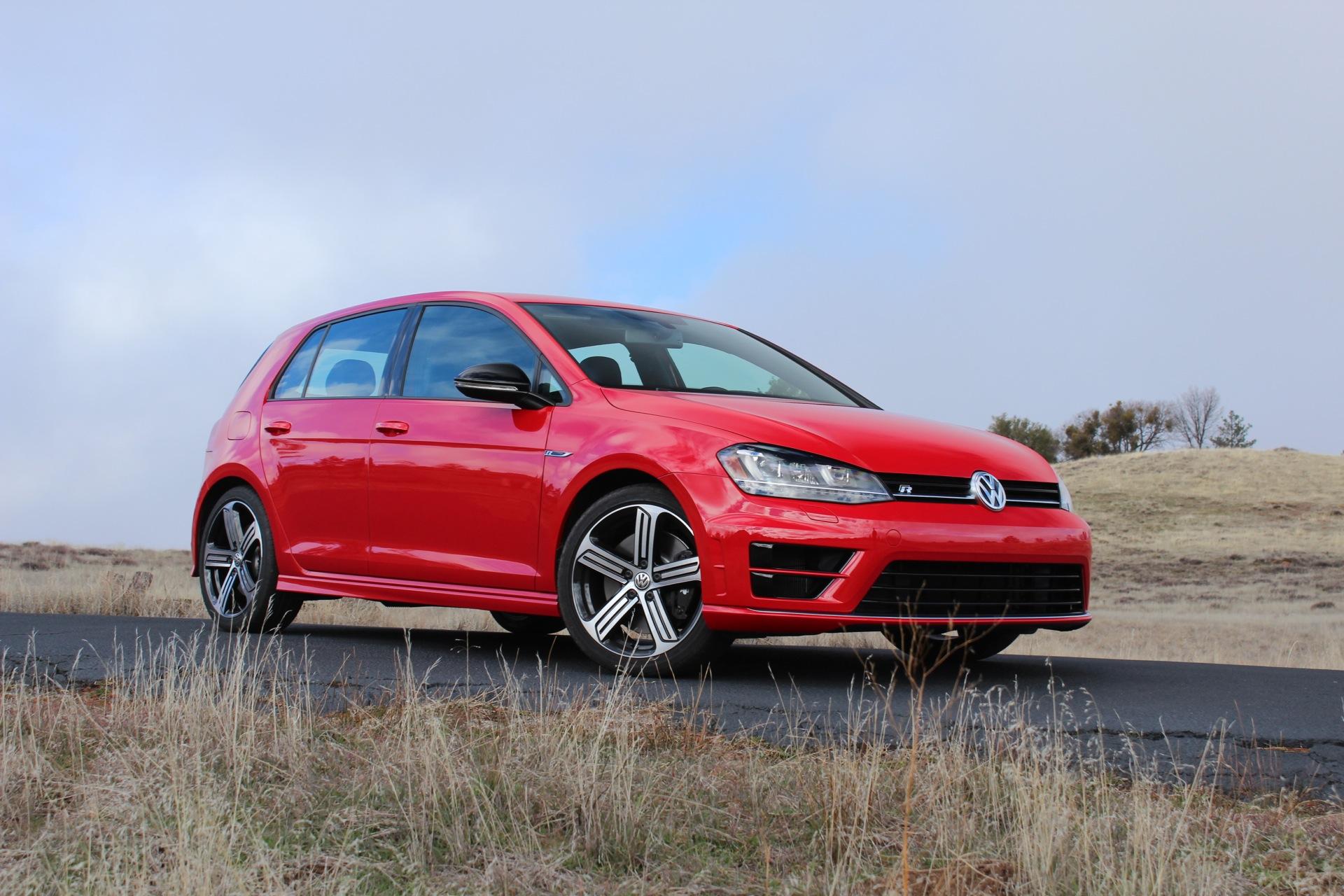 Six Reasons To Pick The VW Golf R Over The Subaru WRX STI
