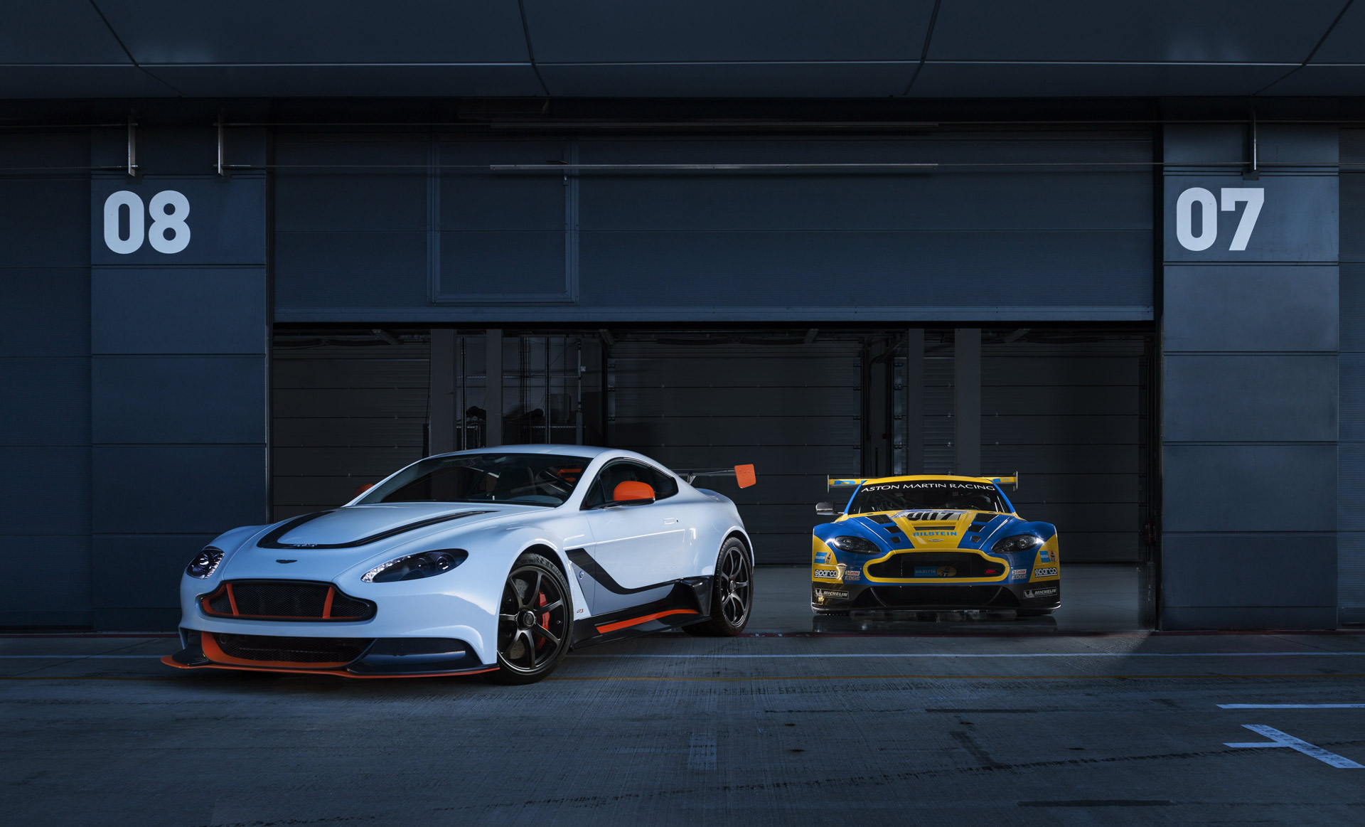 Aston Martin Vantage Gt3 Road Car Revealed Not Coming To U S