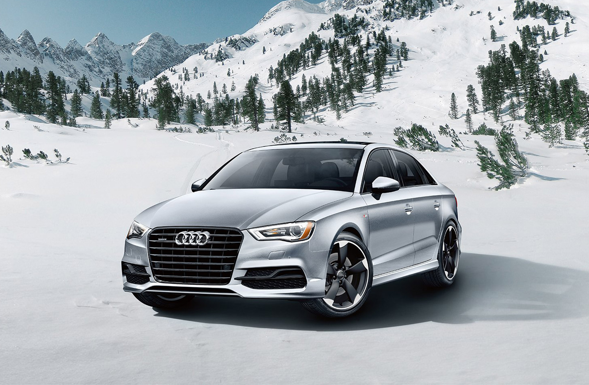 Audi Marks End Of Year With Special Edition Models - Audi base model