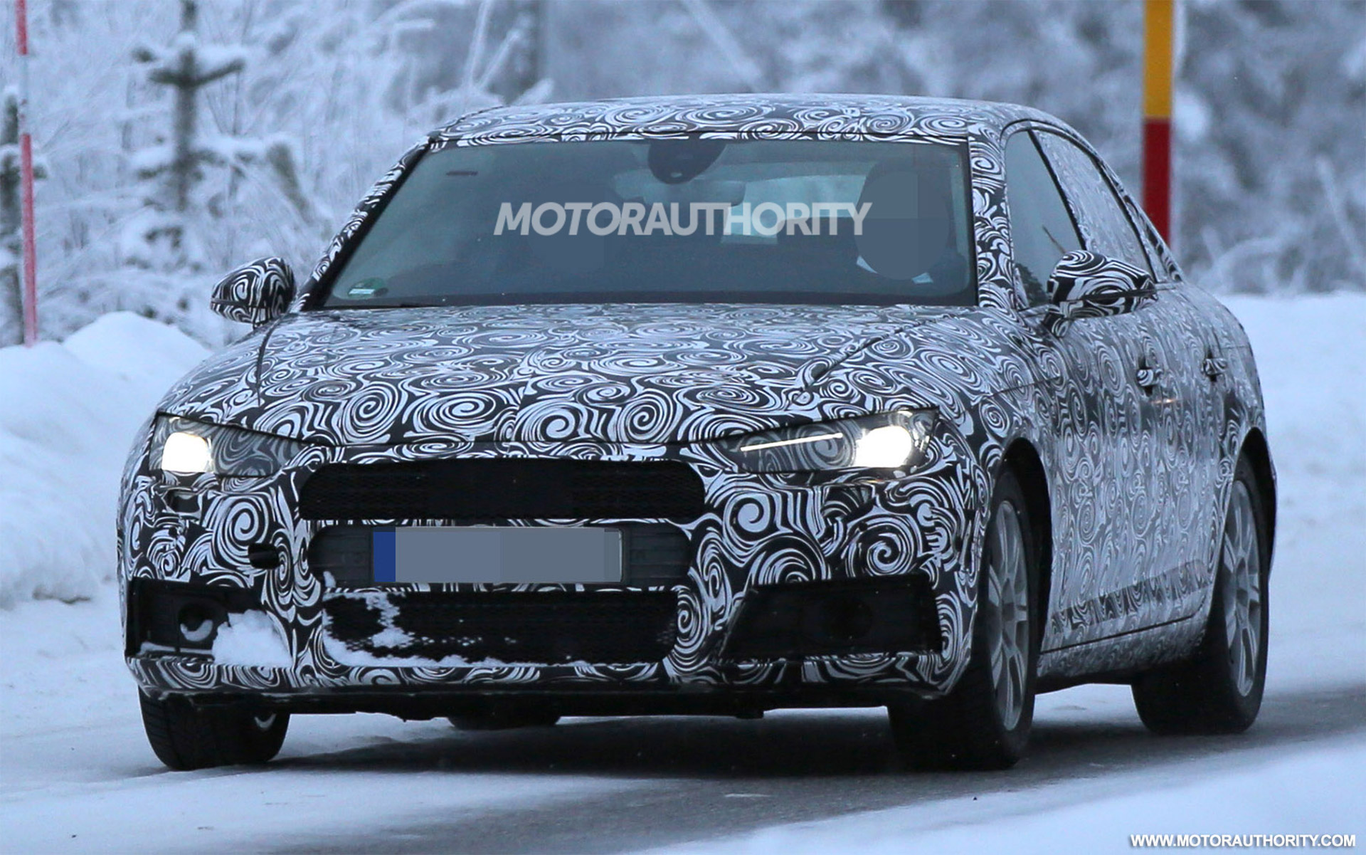 New A4 To Be First Audi Road Car With E Quattro Hybrid All Wheel Drive Report