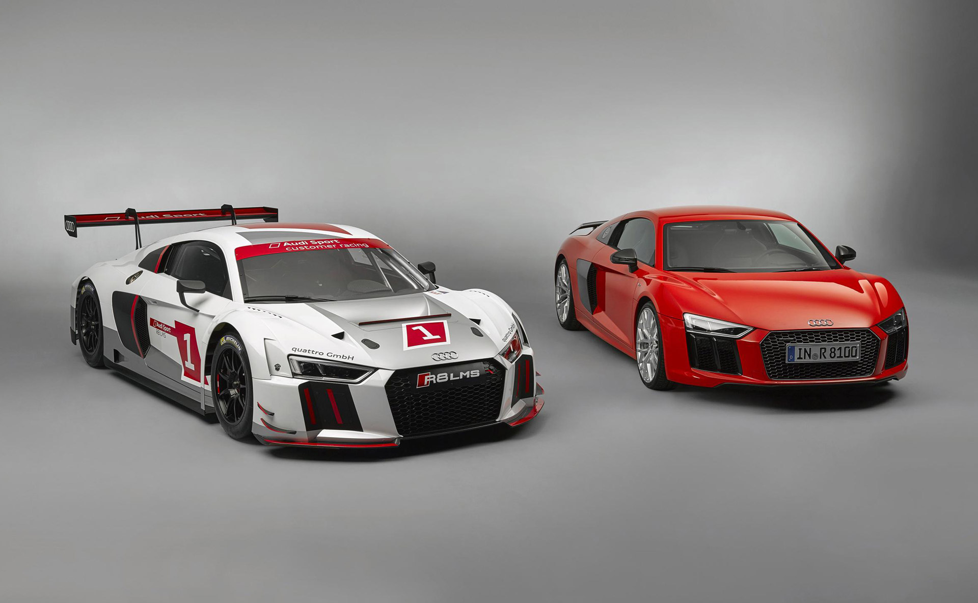 Audi Lms Race Car Ready For Order