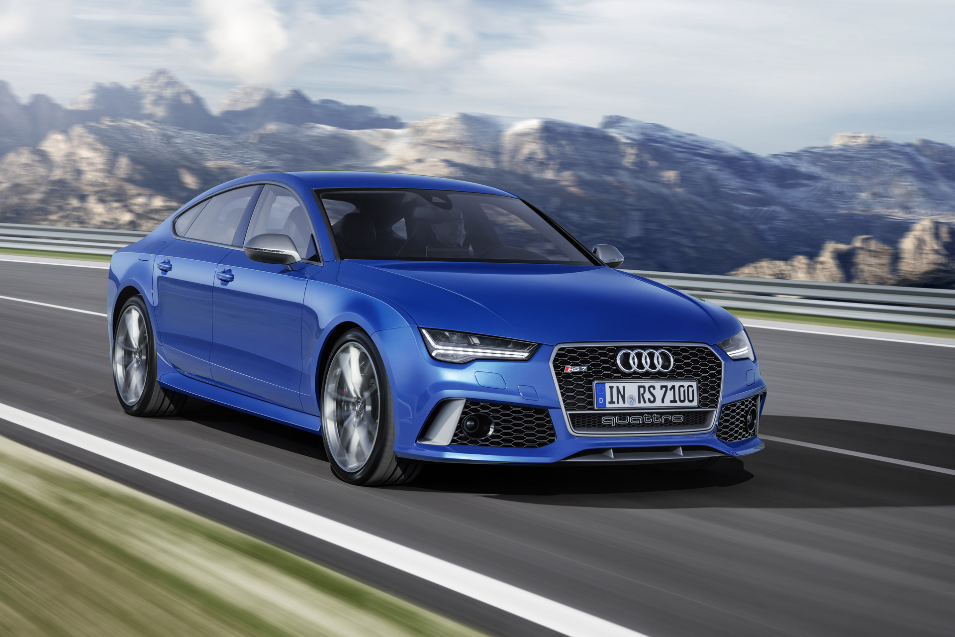 Audi Rs 6 And Rs 7 Performance Models Boost Power To 605 Hp