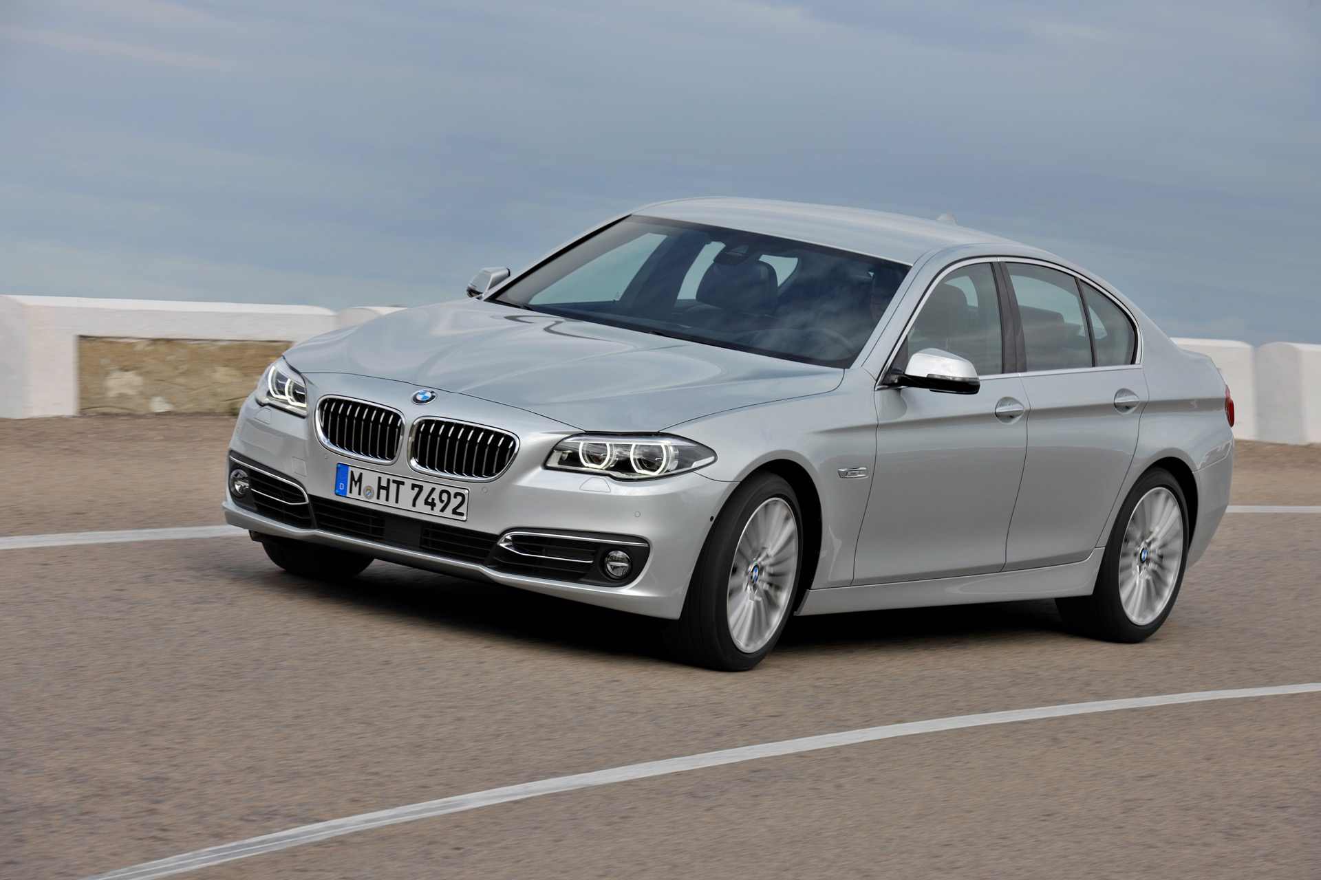 2016 bmw 5 series review ratings specs prices and photos the car connection. Black Bedroom Furniture Sets. Home Design Ideas