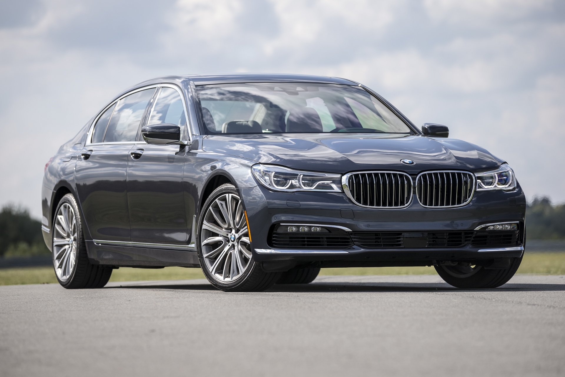 2016 BMW 7-Series first drive review