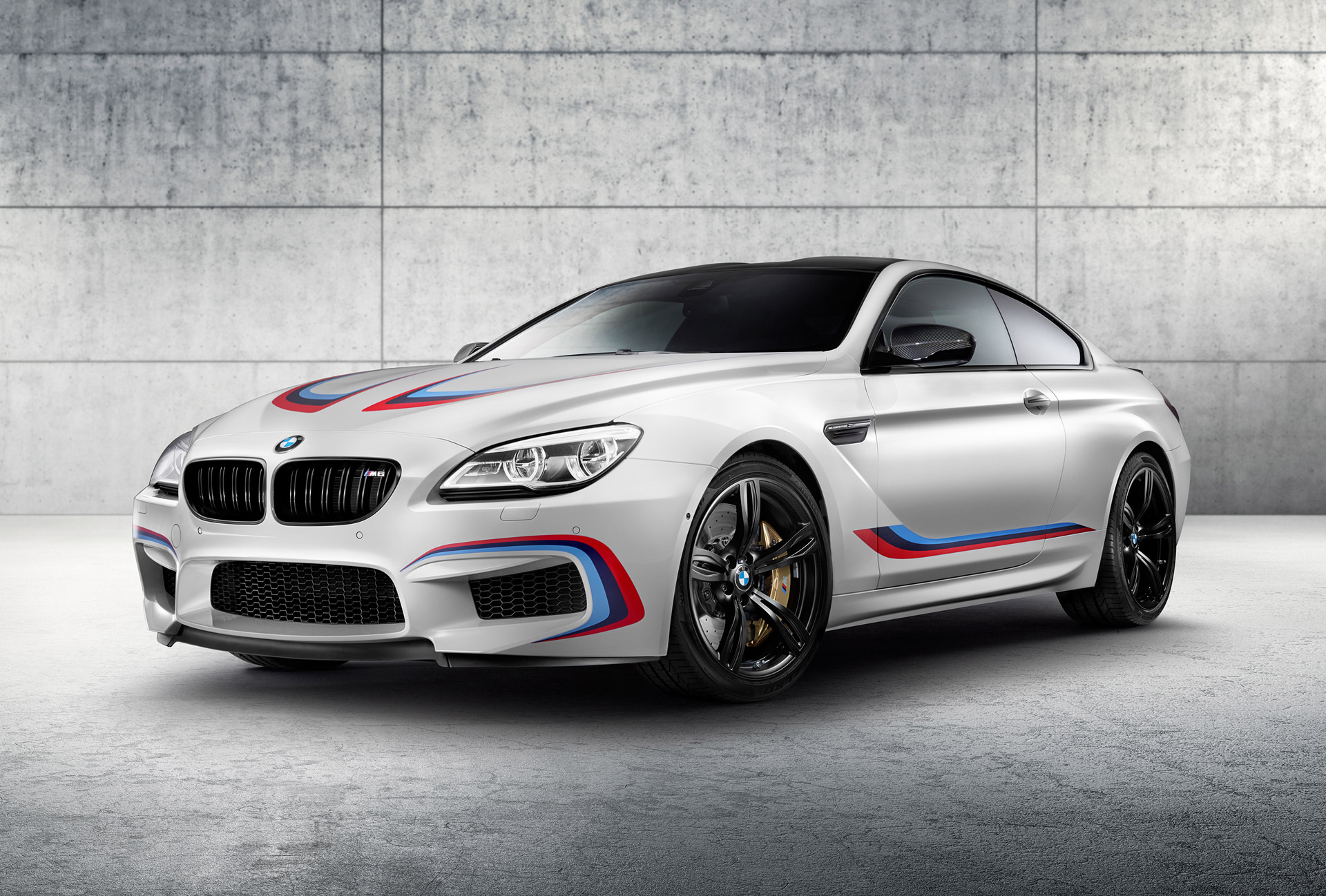600 Horsepower Bmw M6 Competition Package Debuts At 2015 Frankfurt