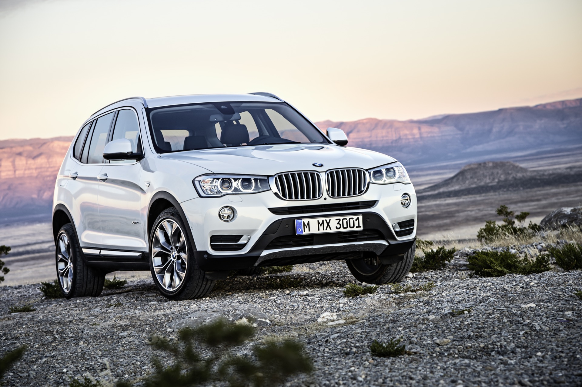 BMW X3 X4 X5 X6 recalled over 210 000 vehicles affected