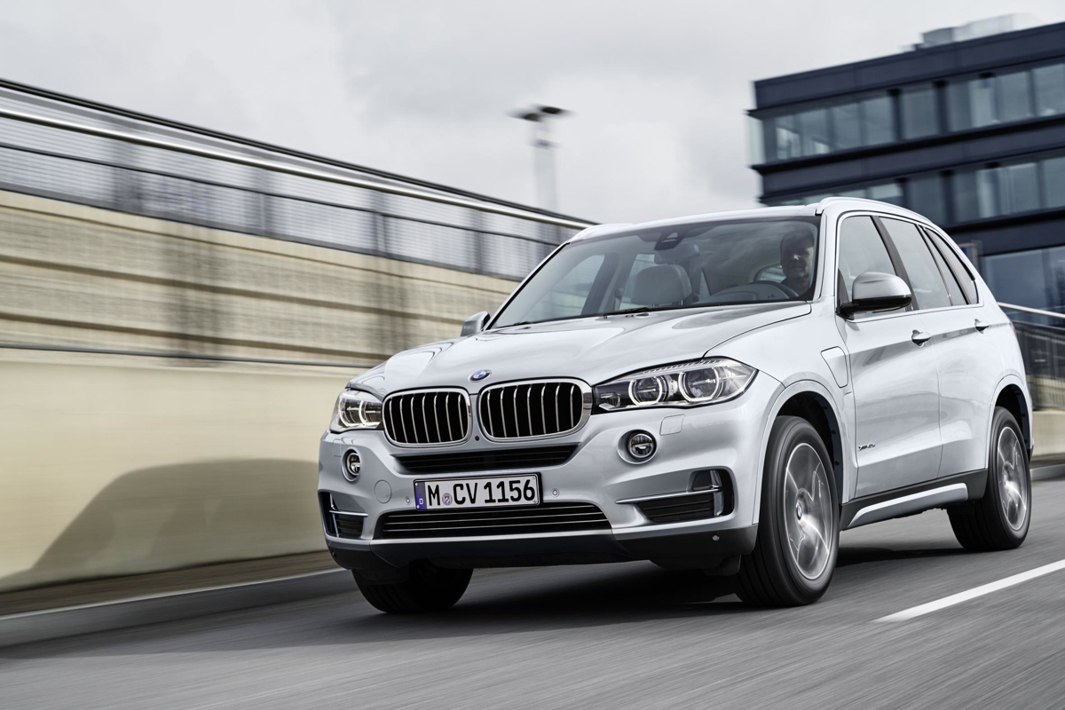 Production Bmw X5 Plug In Hybrid Headed For 2017 Shanghai Auto Show