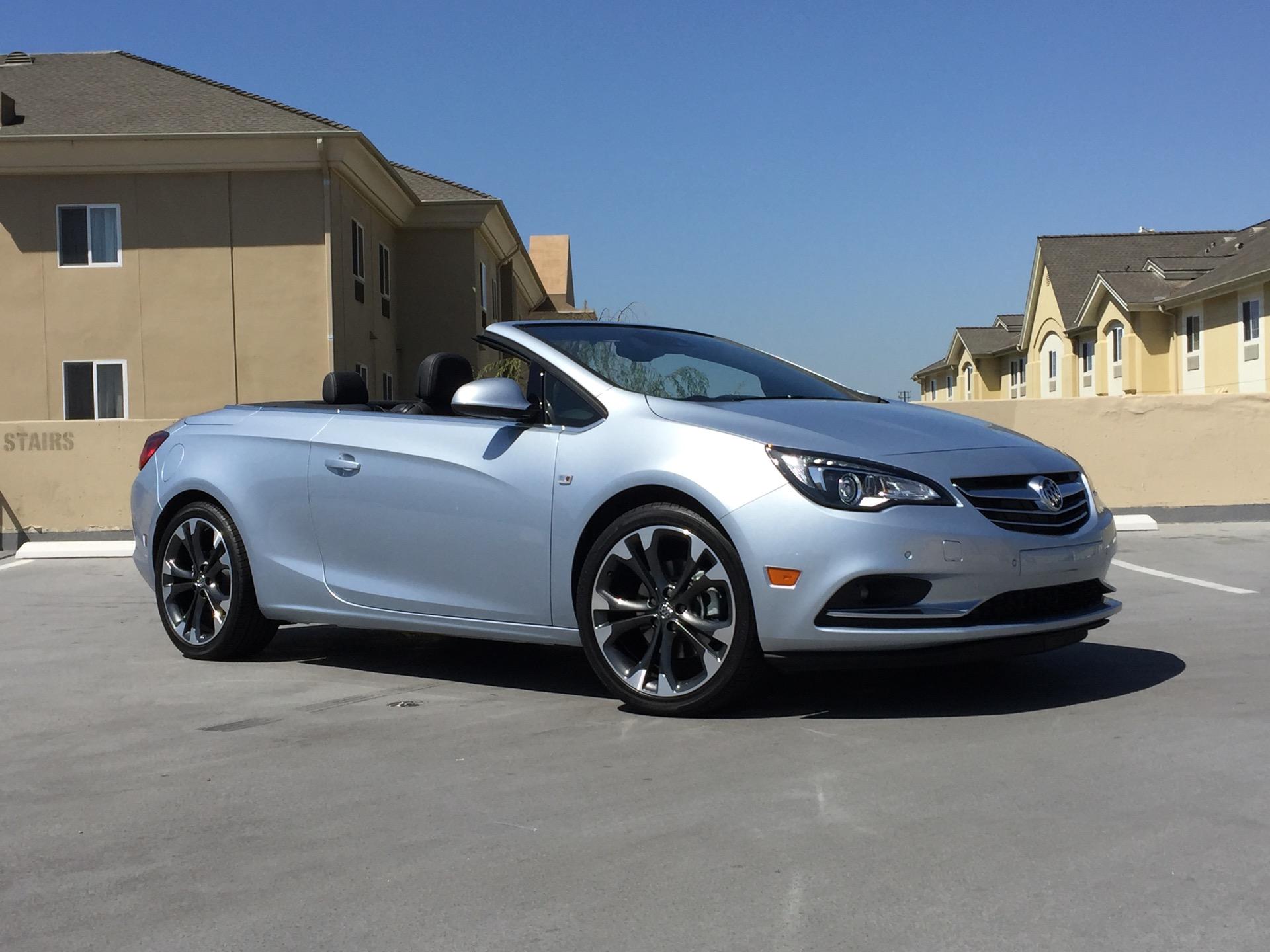 Minivans For Sale >> 2016 Buick Cascada second drive review