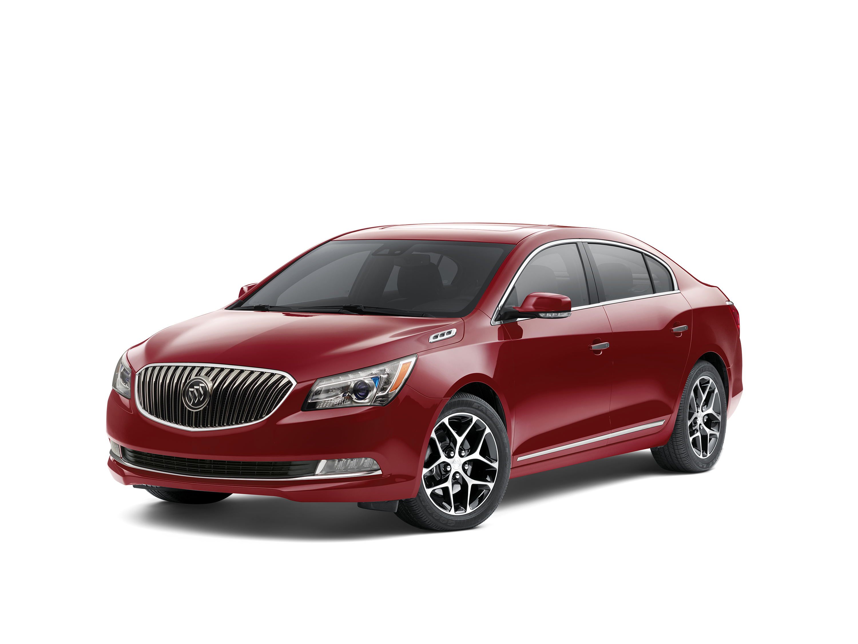 Buick Adds Sport Touring Trim To Lineup, Which Aren't Wagons