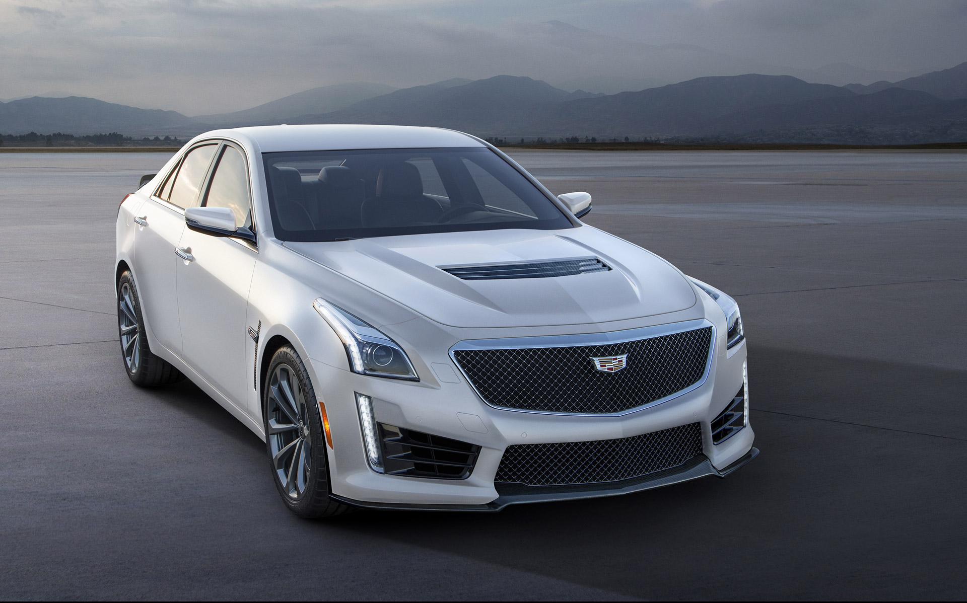 Cadillac Ats V Coupe >> 2016 Cadillac ATS-V And CTS-V Get Matte Finish Special Editions