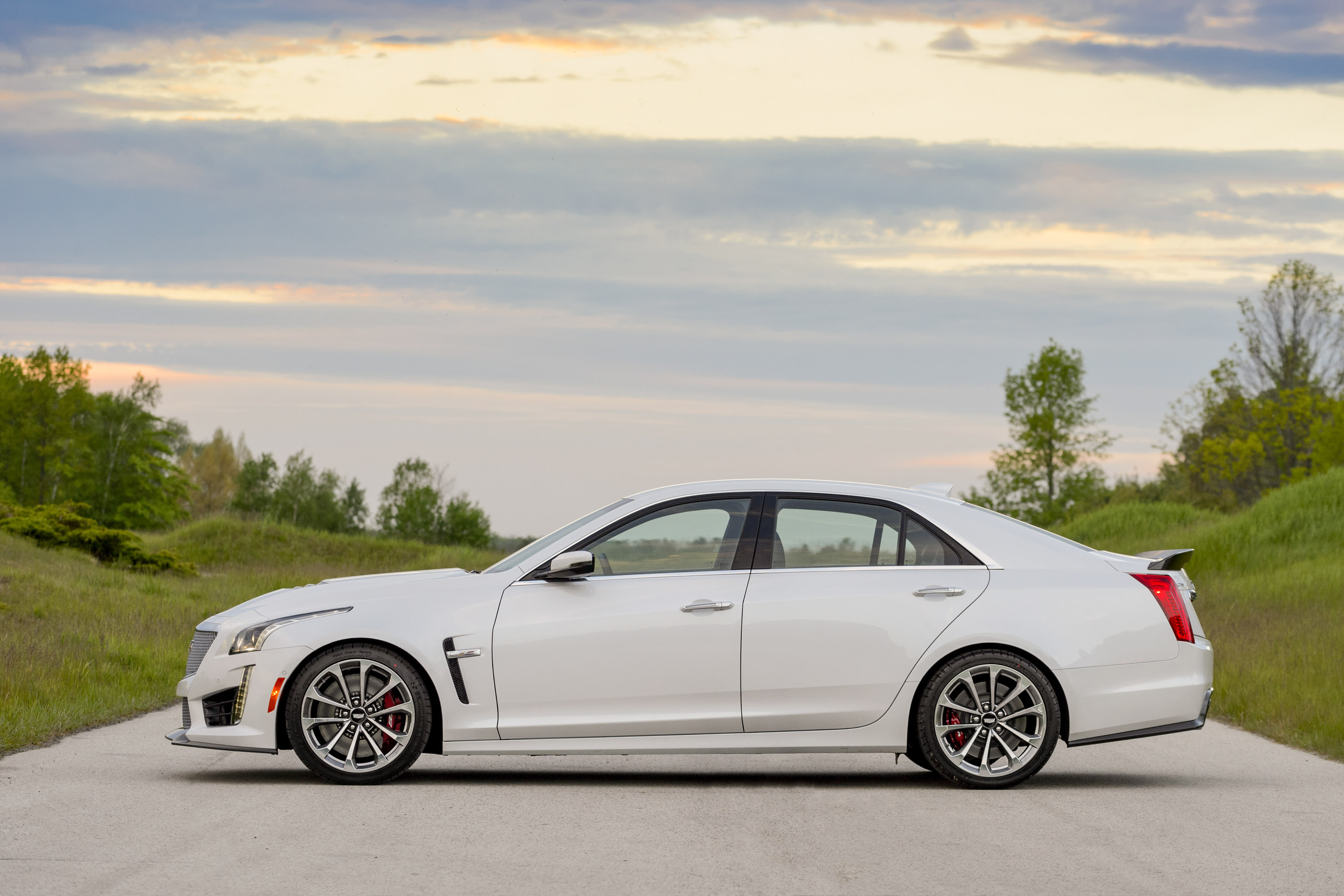 2016 cadillac cts v review ratings specs prices and photos the car connection. Black Bedroom Furniture Sets. Home Design Ideas