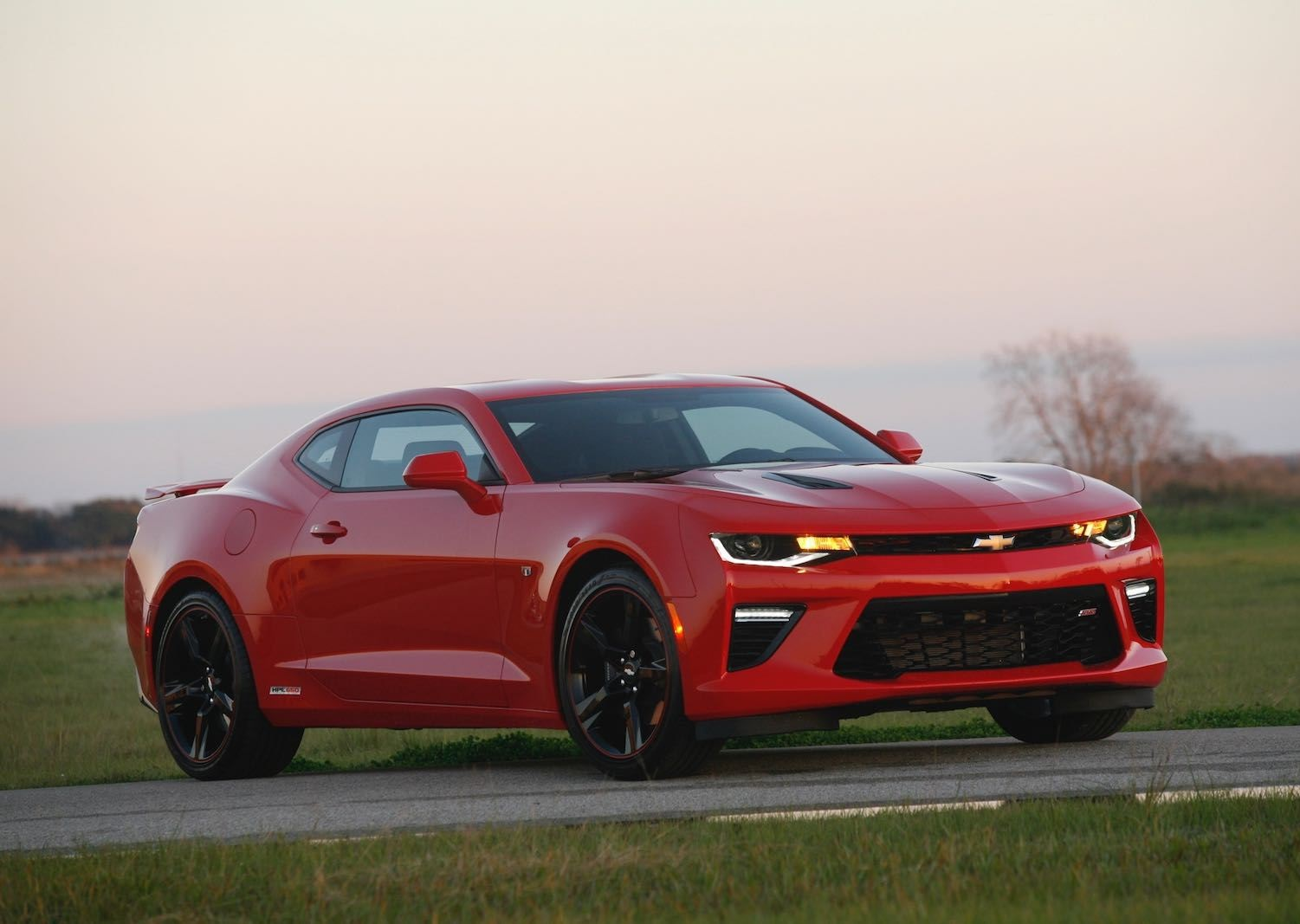 Hennessey's new 1,000-hp Chevy Camaro is wickedly fast