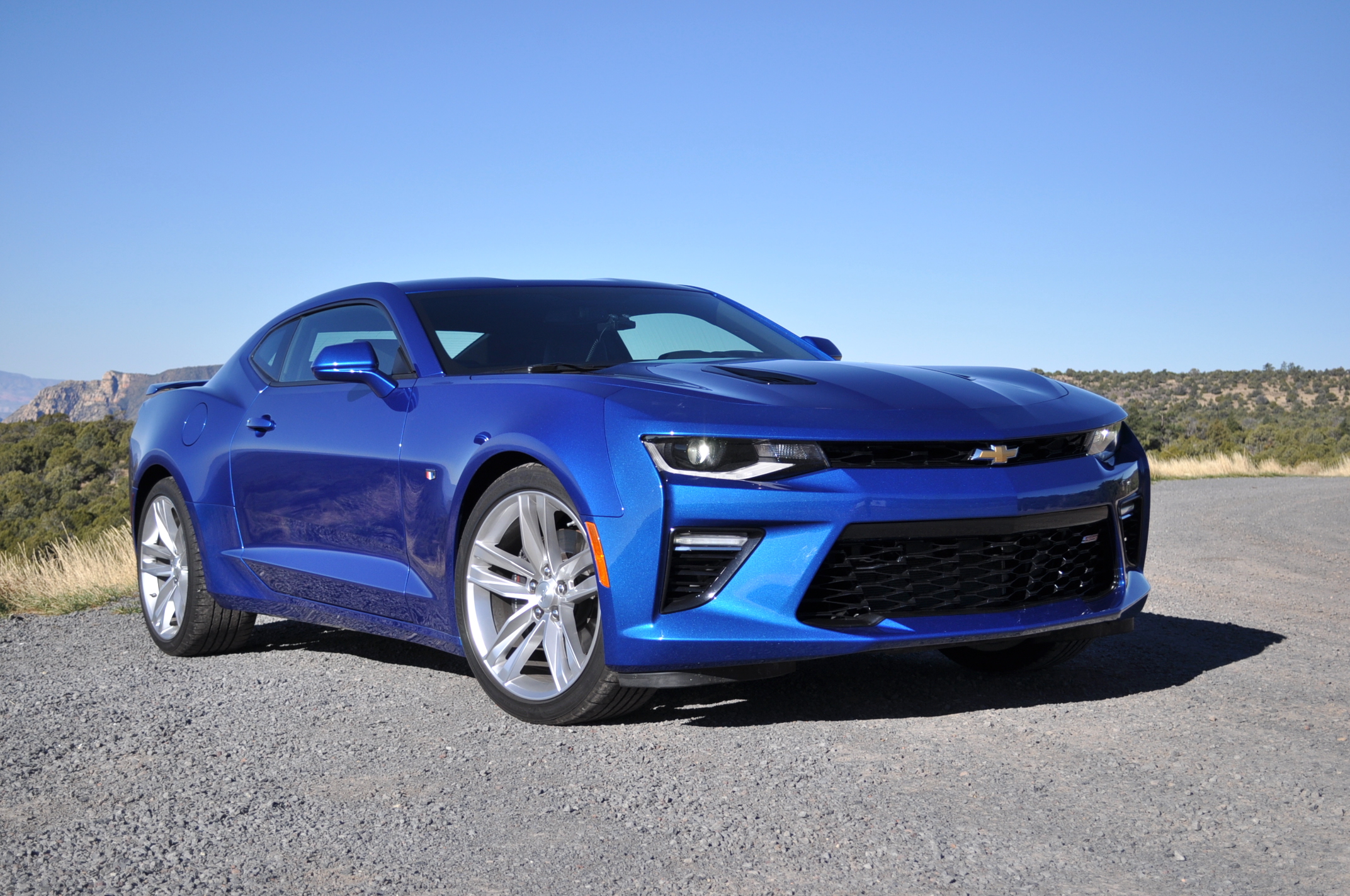 2016 Chevrolet Camaro SS Video Road Test