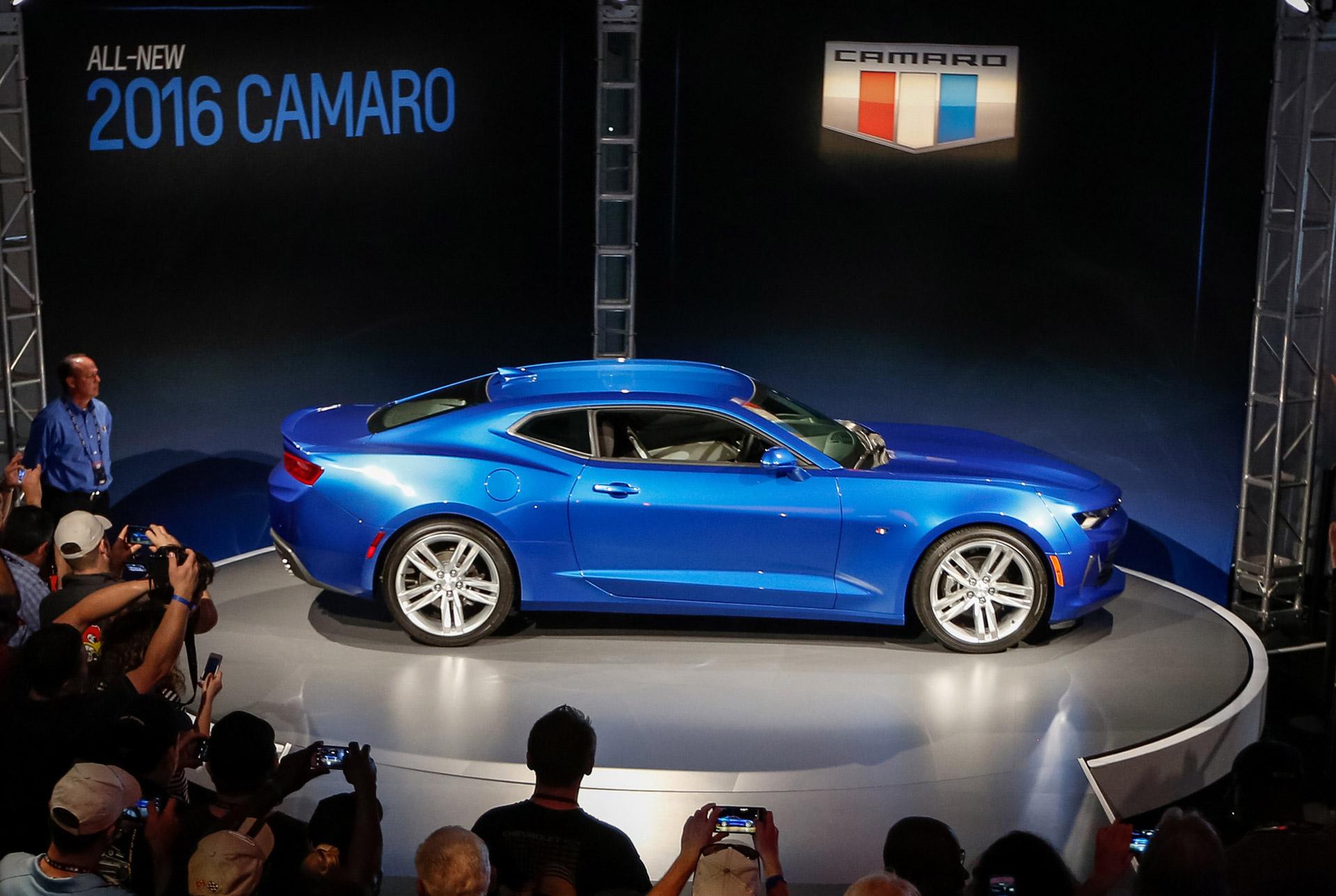 Jeremy Clarksons New Show Chevy Camaro Convertible Audi - Jeremy clarkson new car show