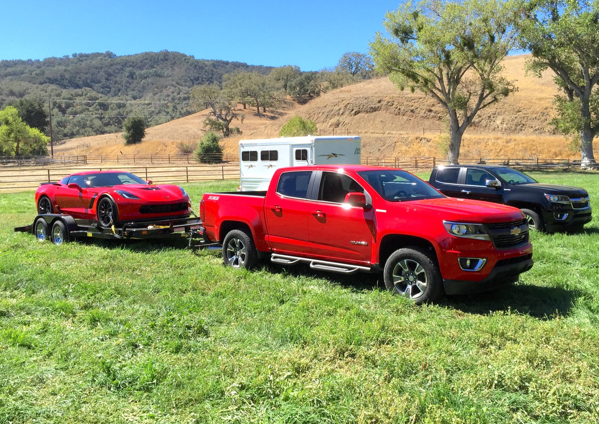 Diesel Trucks For Sale Colorado >> 2016 Chevy Colorado: V-6 Or Duramax Diesel?