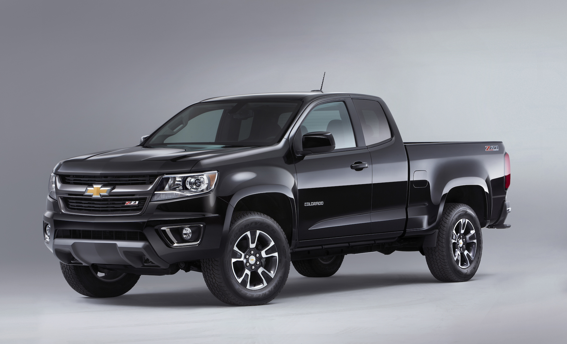 2017 Chevrolet Colorado vs 2017 Toyota Ta a pare Trucks