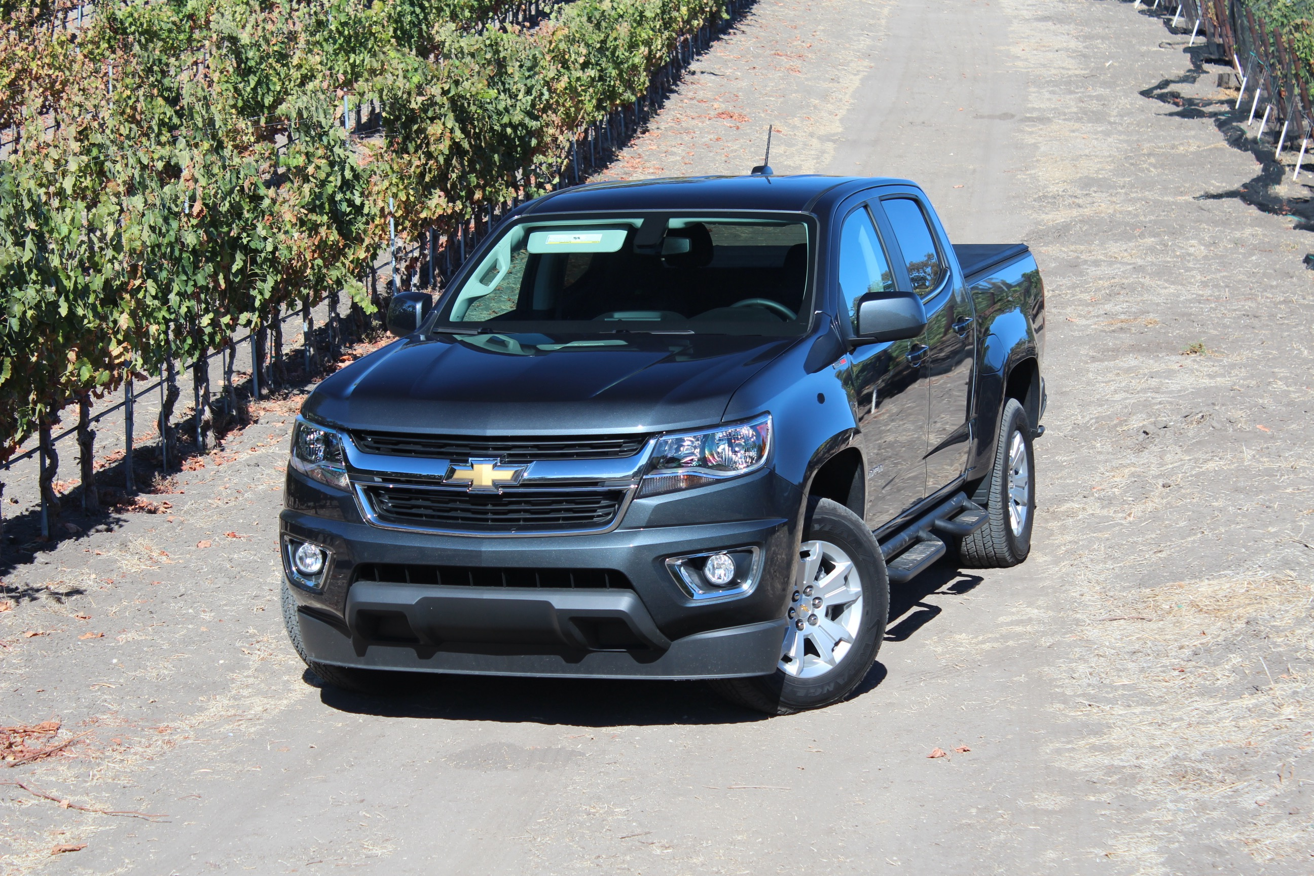 sema gallery concepts video chevrolet news photos colorado unveiled photo at
