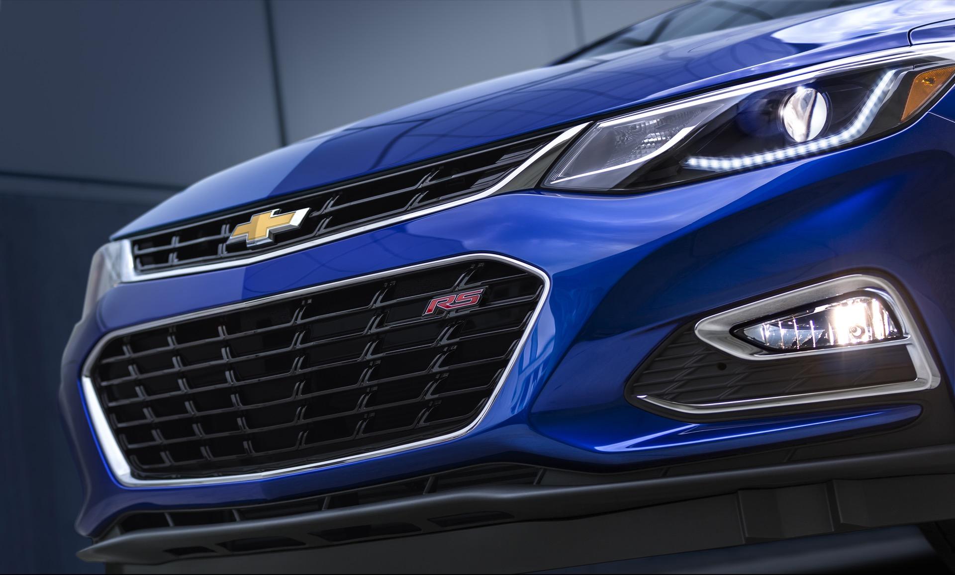 2016 Chevrolet Cruze Will Add Hatchback As Well Sedan Following Ford Honda