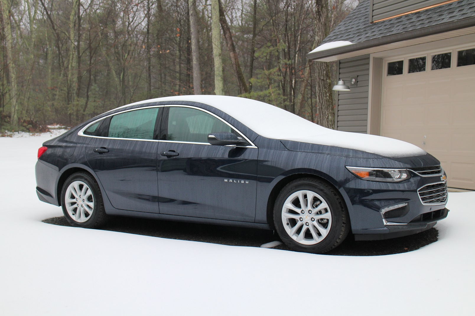 2016 Chevrolet Malibu Hybrid First Drive Of Sedan Using