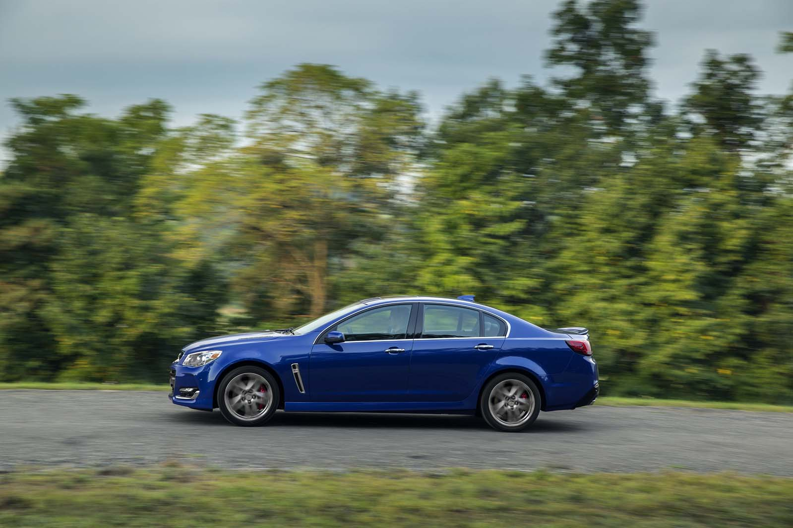 2016 Chevrolet Ss Chevy Review Ratings Specs Prices And Photos The Car Connection