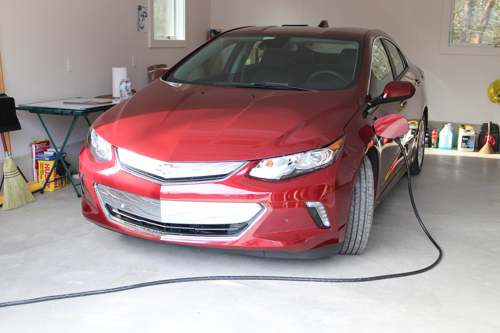 Best Cold Weather Car Battery >> 2016 Chevrolet Volt: Gas Mileage Review