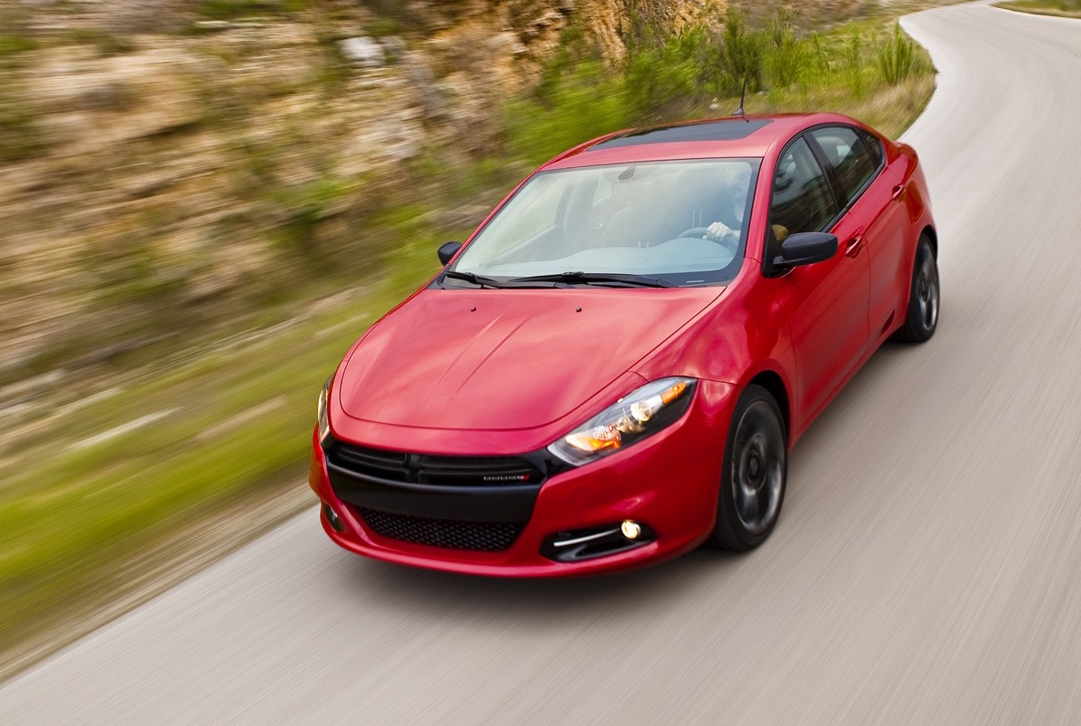 2016 Dodge Dart lineup cut to 3 models as small sedan simplifies