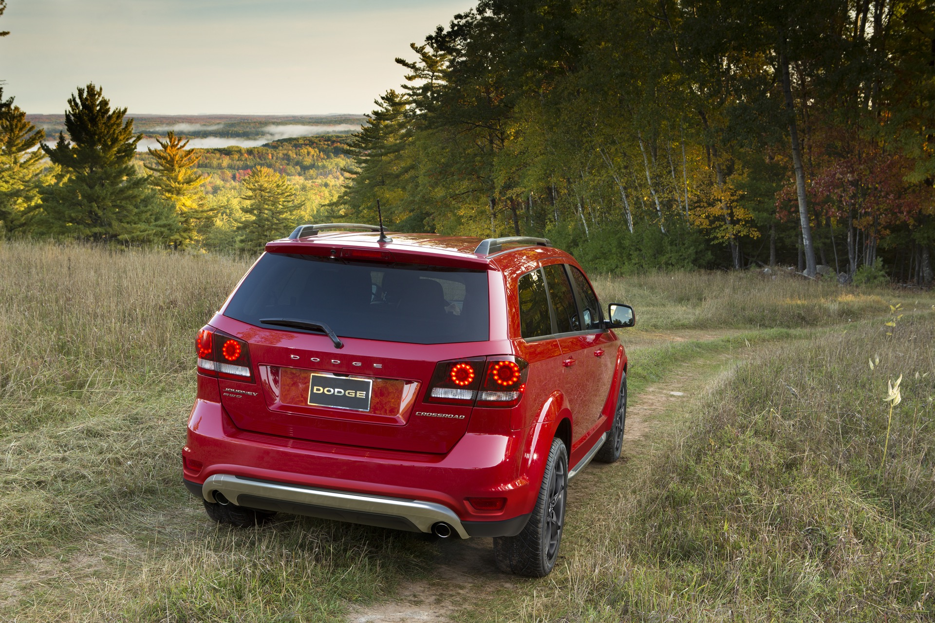 Next Dodge Journey could share RWD platform with Alfa Romeo