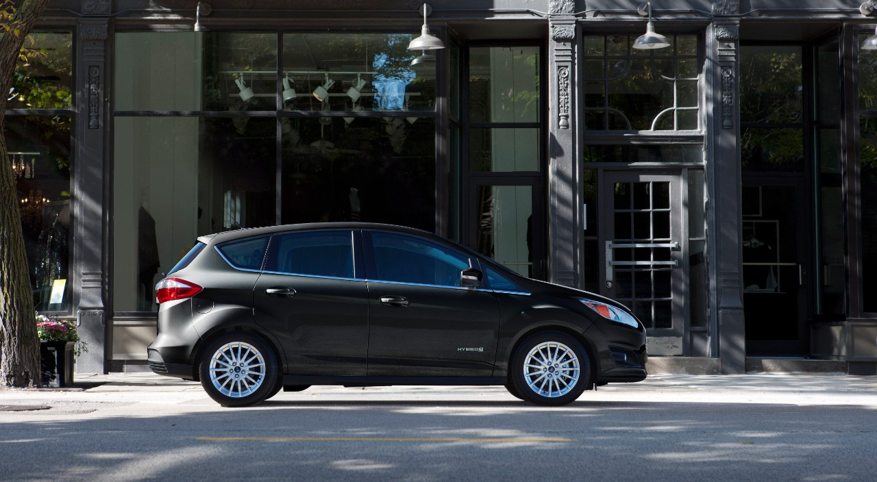 2016 ford c max review ratings specs prices and photos. Black Bedroom Furniture Sets. Home Design Ideas