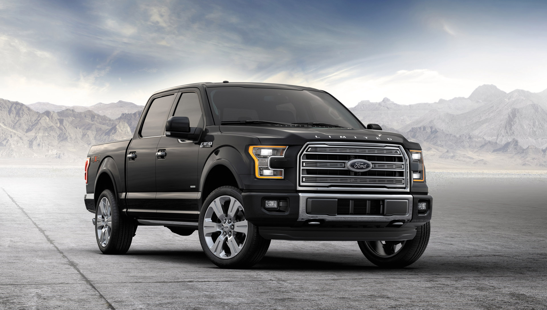 2016 ford f 150 limited loads up on luxury and tech