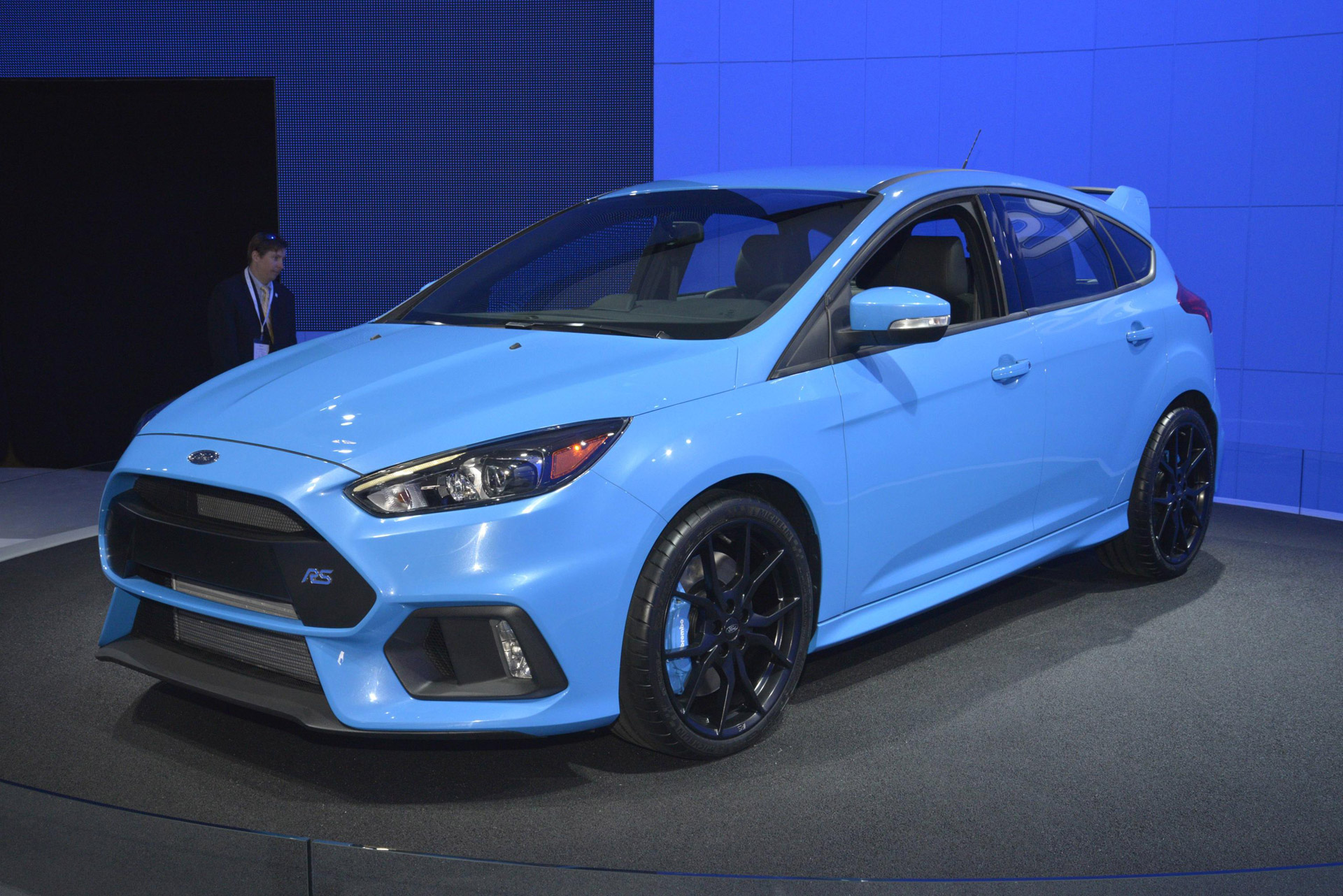 2016 Ford Focus RS US Specs Availability Confirmed Live Photos