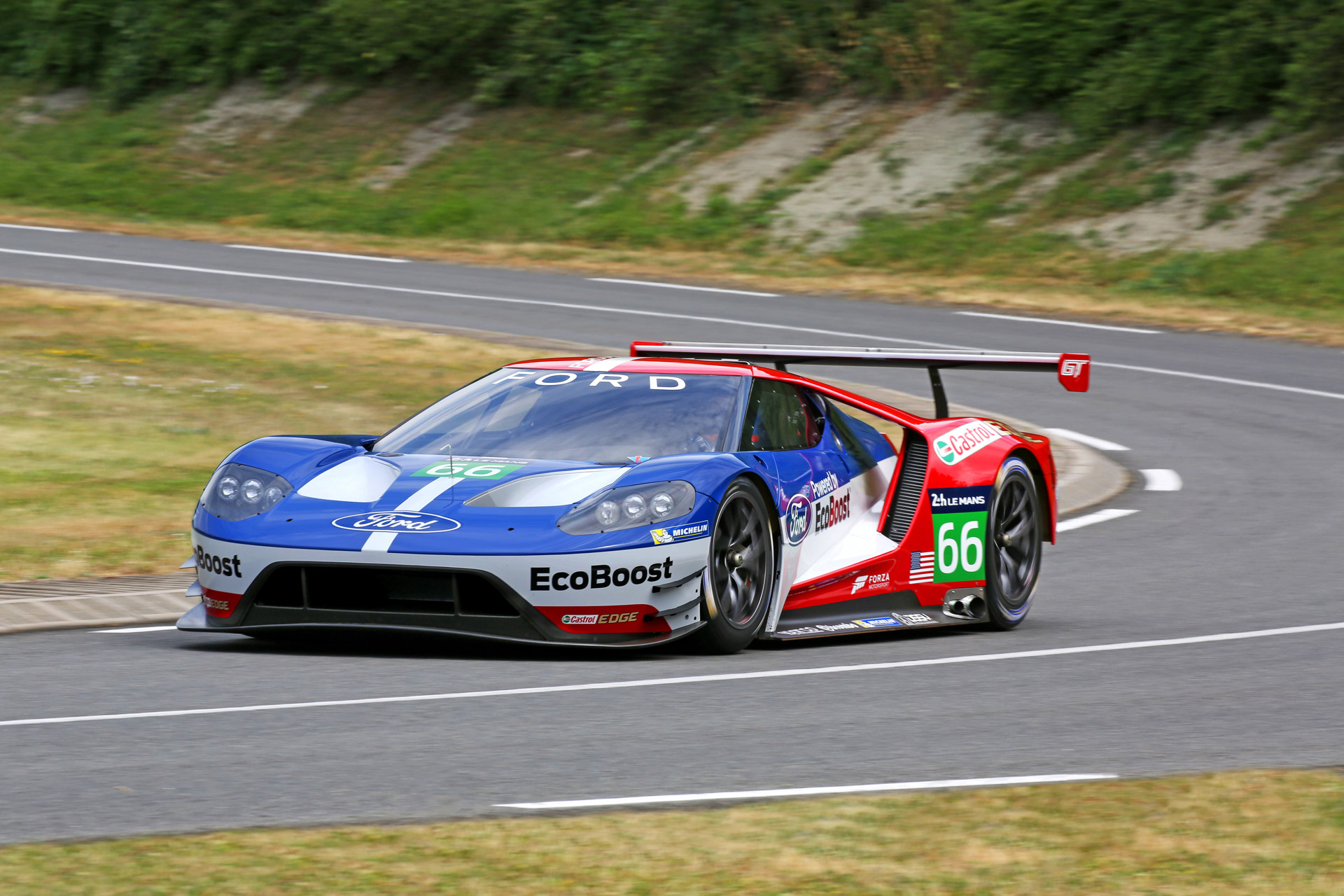 Ford Returning To Le Mans In 2016 With GT Supercar: Official