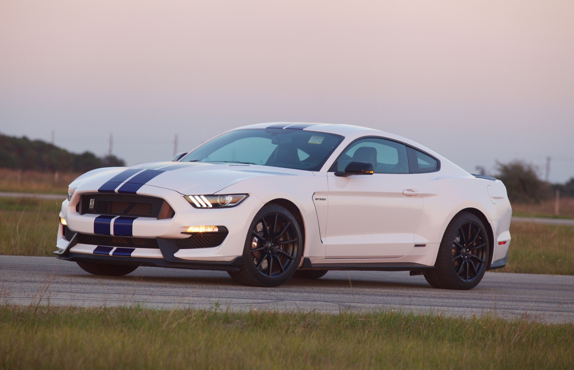 Hennessey cranks up the Mustang Shelby GT350 to 800hp