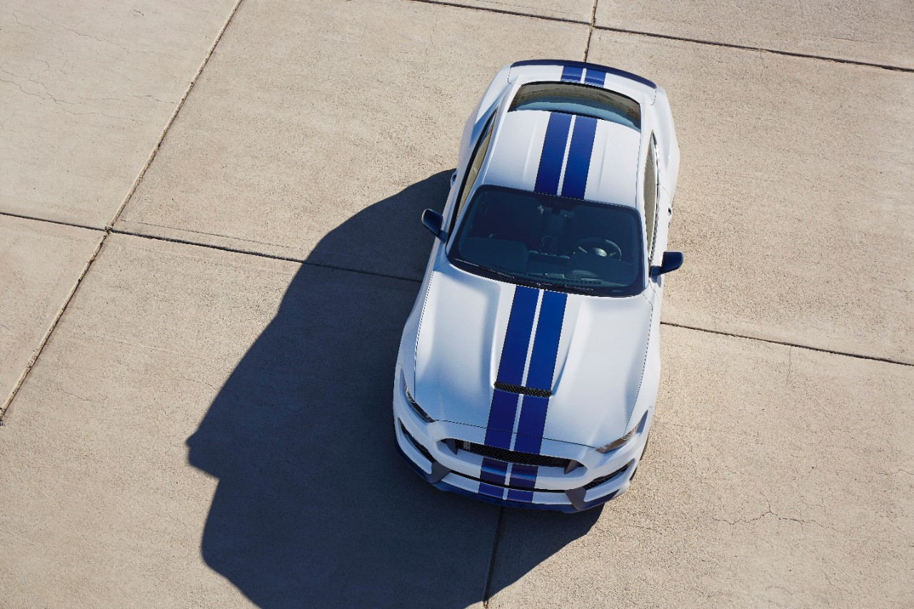 First 2016 Ford Mustang Shelby GT350 Heading To Auction