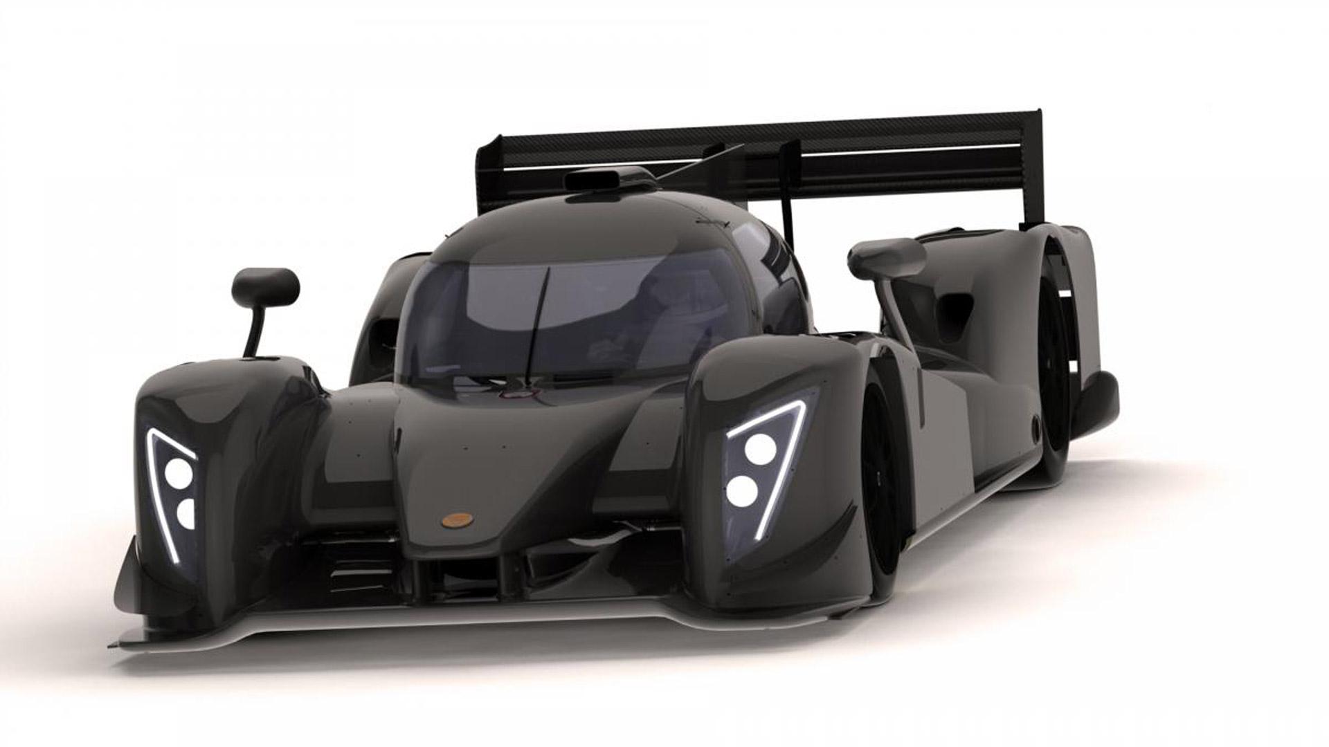 LS3-Powered Ginetta G57 Prototype Racer Revealed