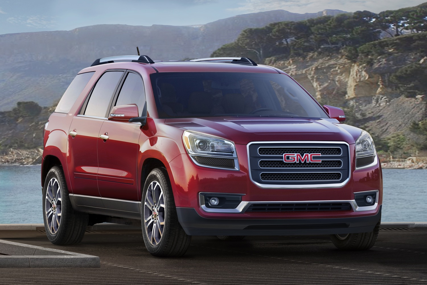 2016 Gmc Acadia Review Ratings Specs