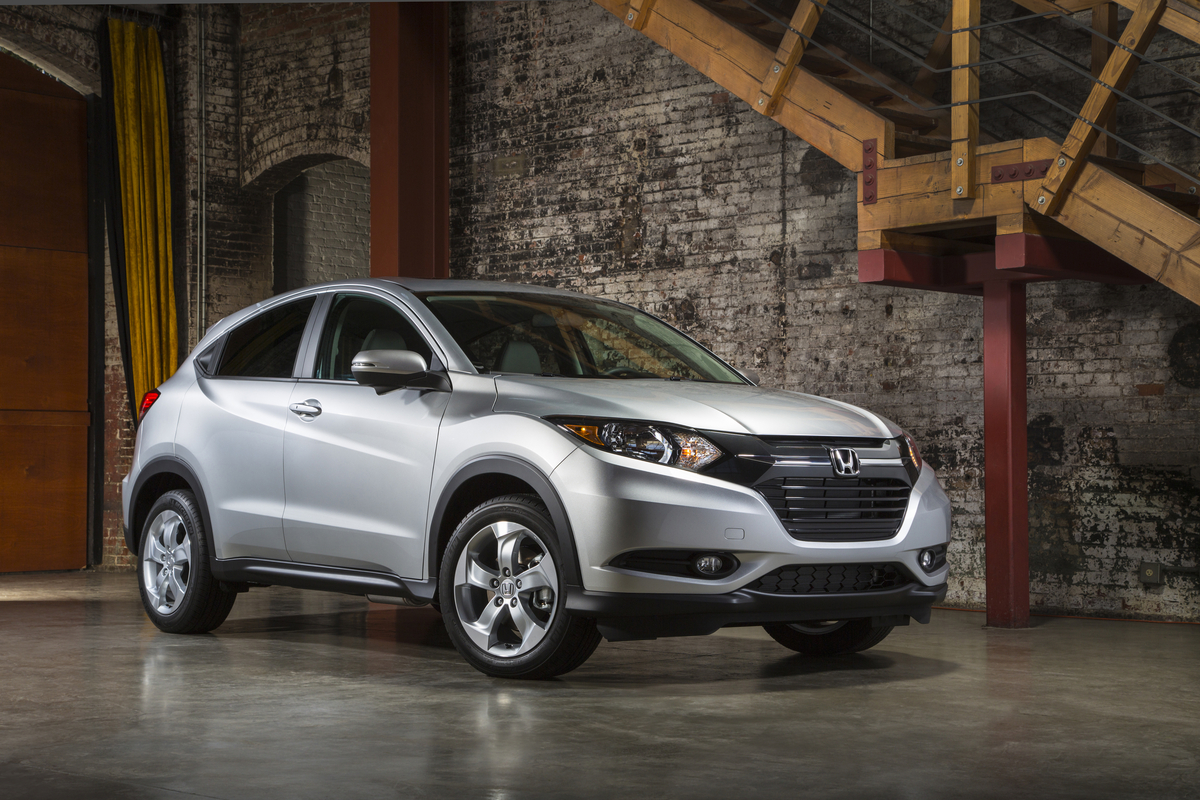 Honda Crv Used >> 2016 Honda HR-V Review, Ratings, Specs, Prices, and Photos ...