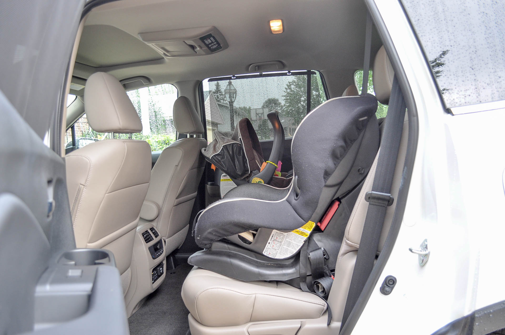 2017 Honda Pilot Long Term Road Test From Car Seats To Diaper Bags Hauling The Family