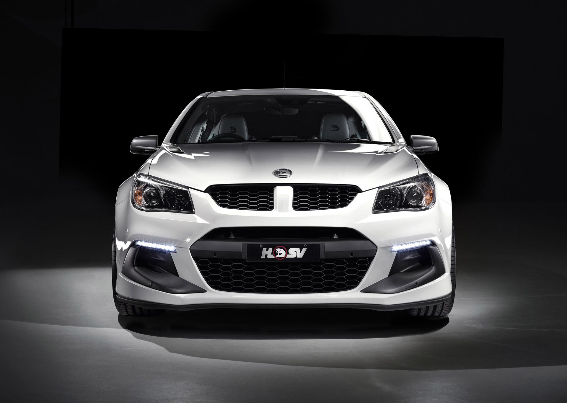 Holden Tuner Hsv Offers Supercharged Lsa V 8 On Most Models