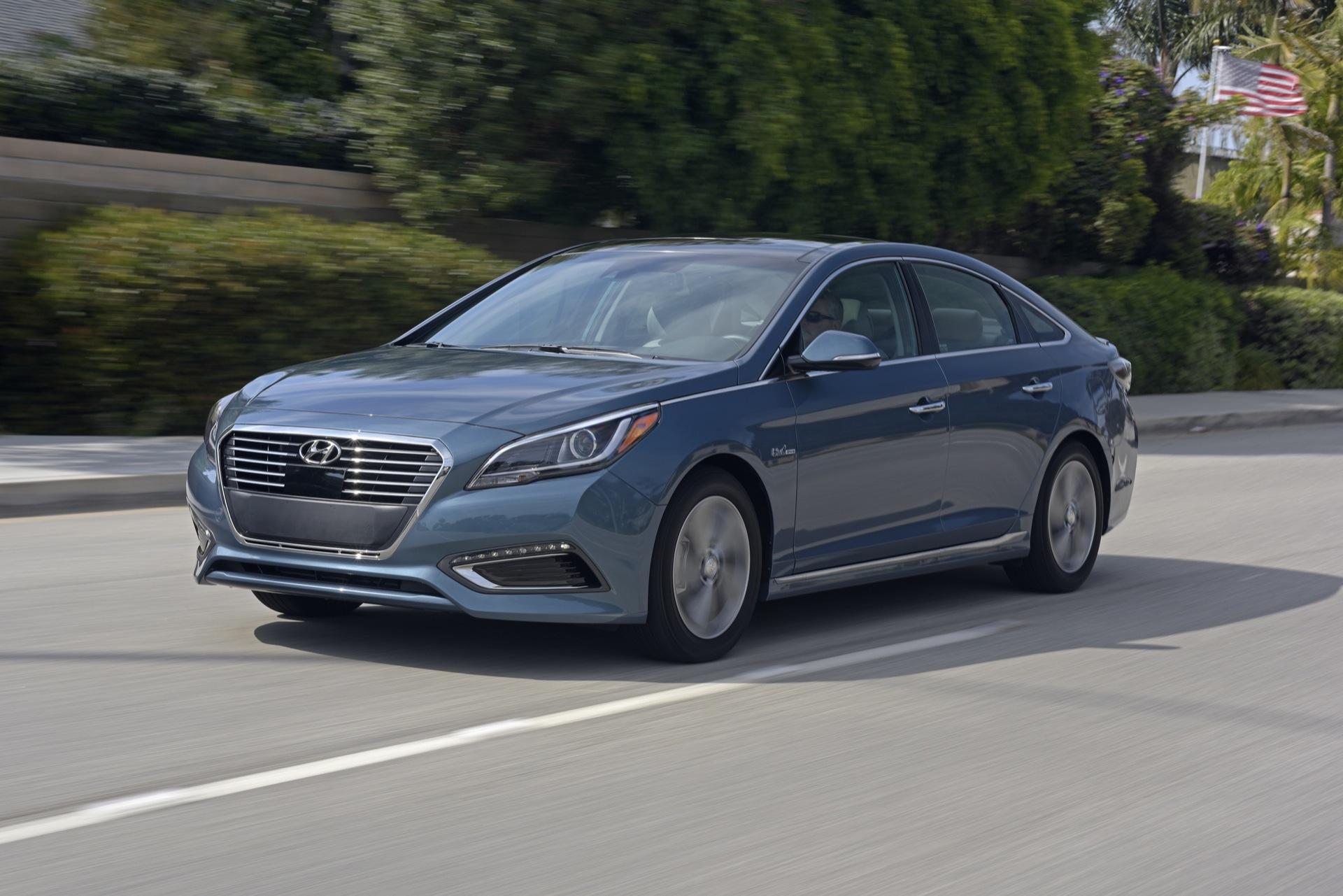Car And Driver Hyundai Ioniq Review