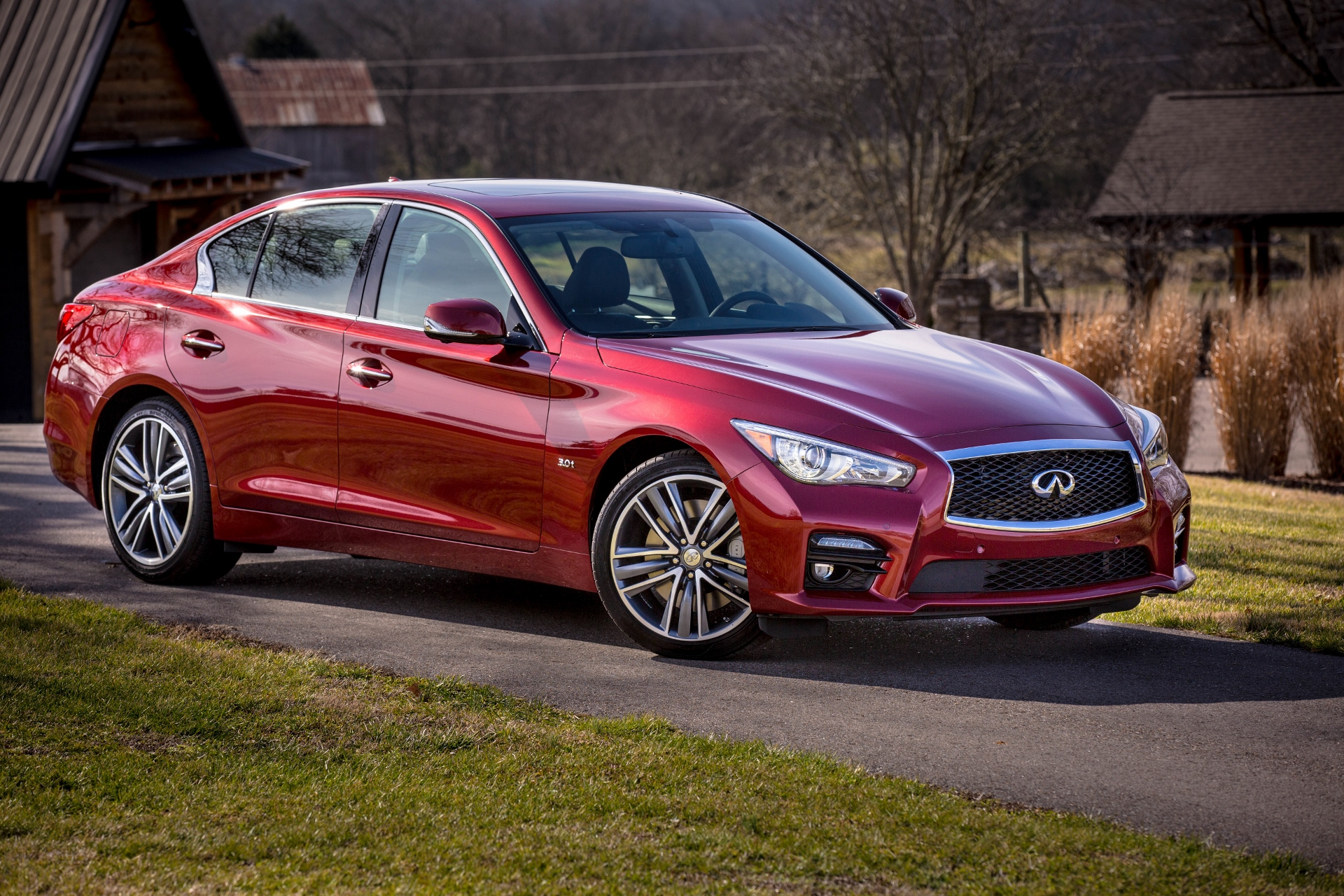 2016 infiniti q50 red sport 400 first drive review. Black Bedroom Furniture Sets. Home Design Ideas