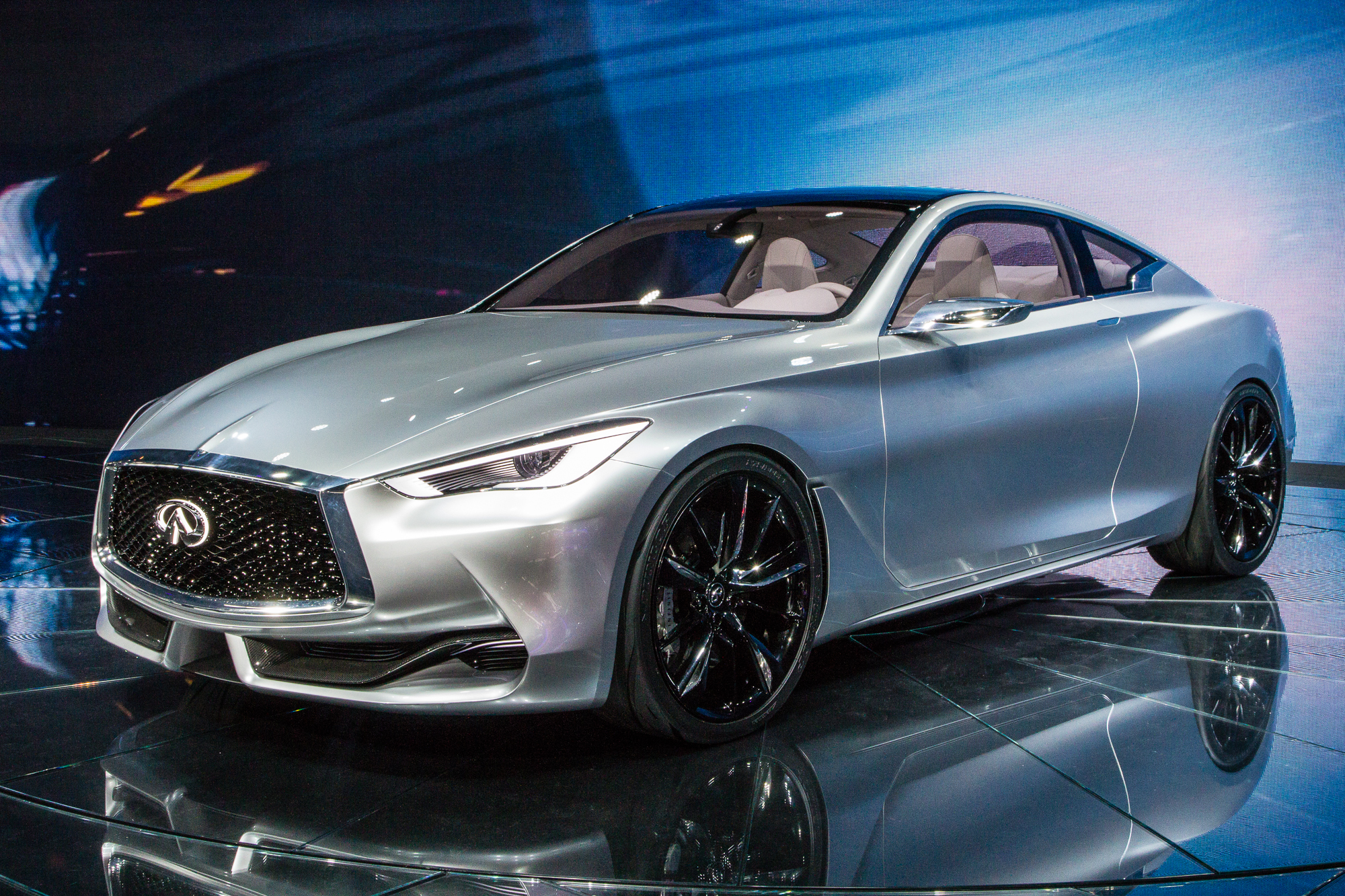 Infiniti Confirms Q30, QX30 And Redesigned Q60 Coupe For