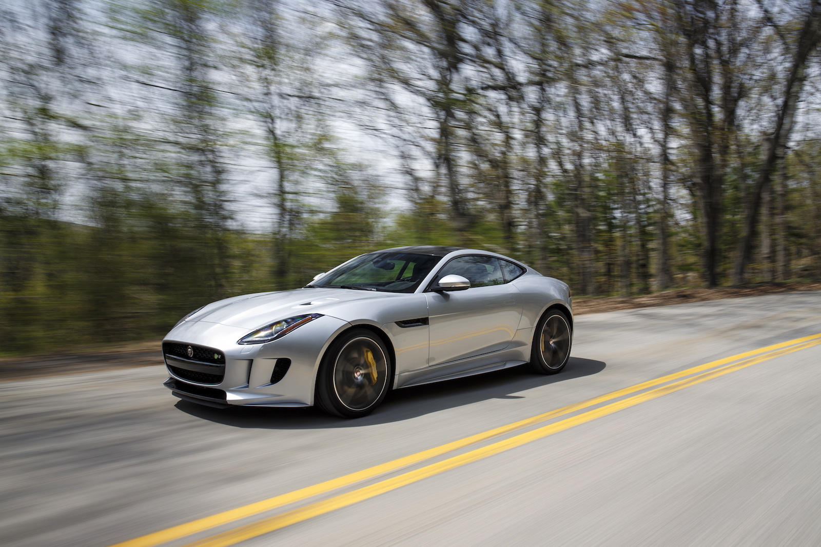 2016 Jaguar F-Type Quick Drive: Manual And AWD Join The Party