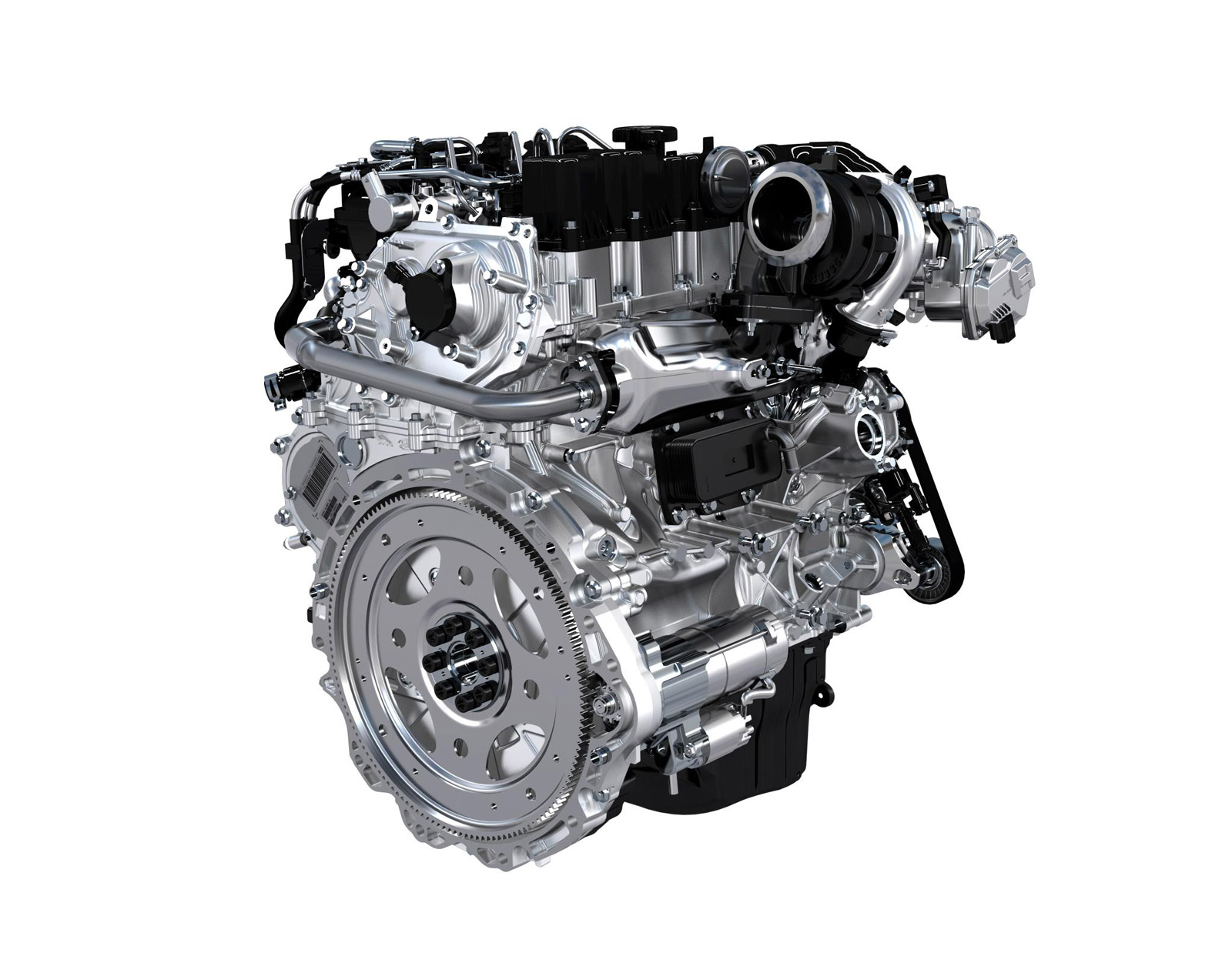 Jaguar Land Rover Gives Details On New Ingenium FourCylinder Family - 4 cylinder jaguar