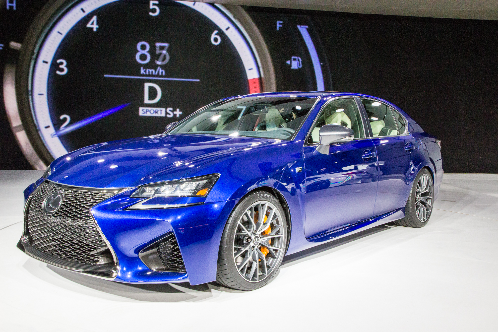 Lexus F Series >> 2016 Lexus Gs F Live Photos Video 2015 Detroit Auto Show