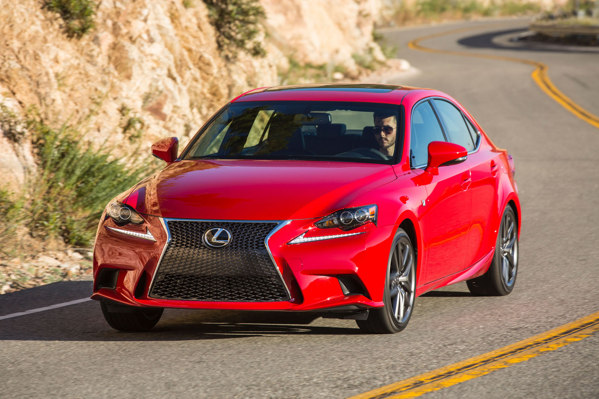 2016 Lexus Is Review Ratings Specs Prices And Photos The Car Connection