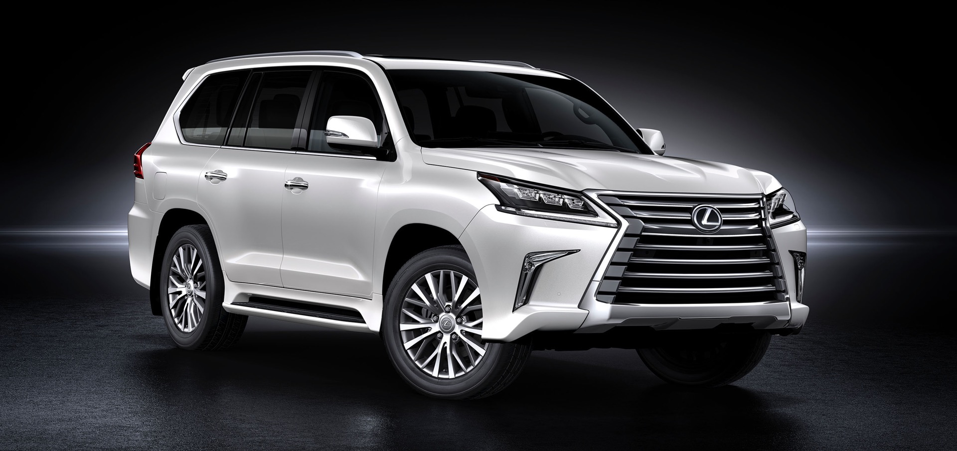 Tesla Suv Specs >> 2016 Lexus LX Review, Ratings, Specs, Prices, and Photos - The Car Connection