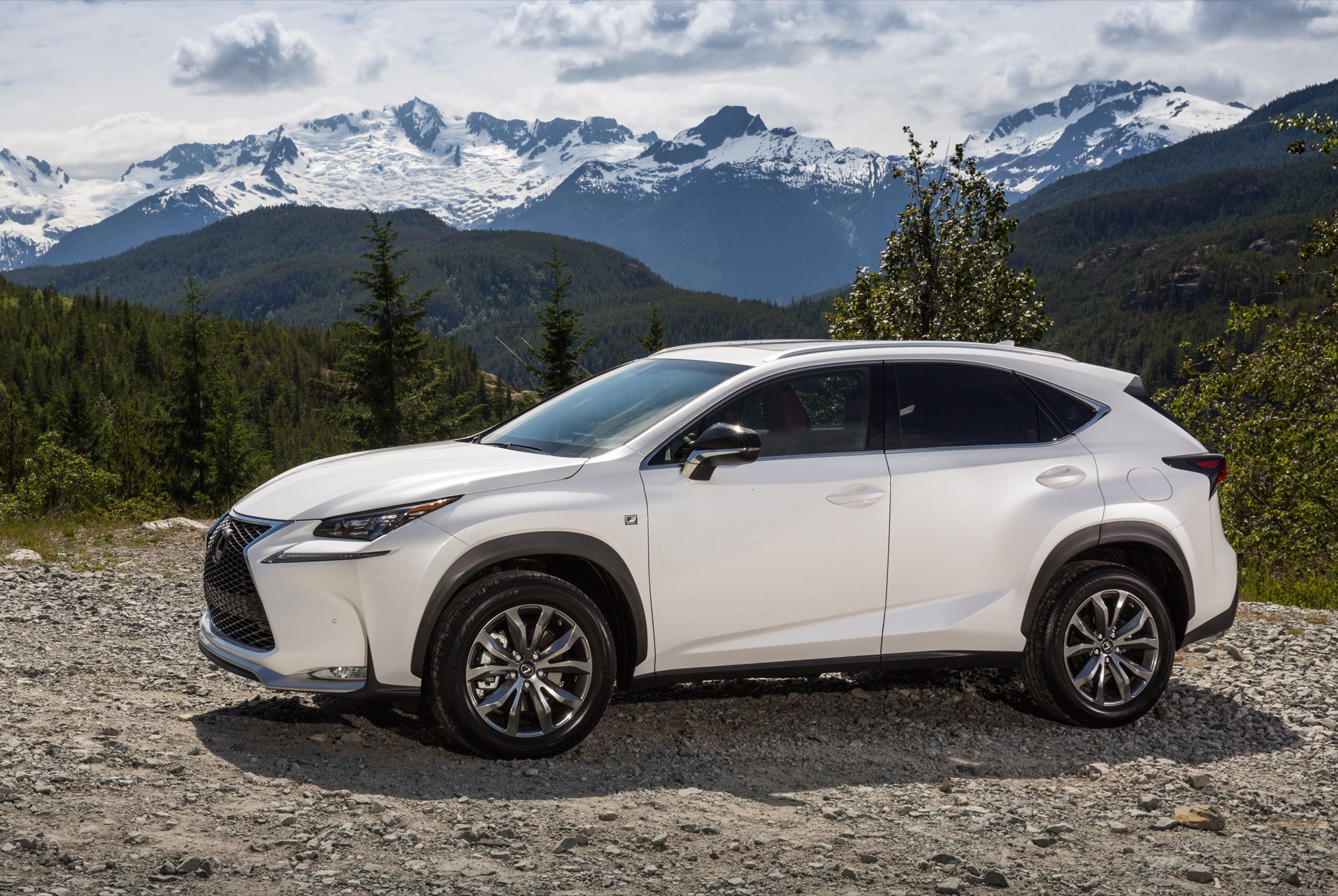 2016 lexus nx review ratings specs prices and photos the car connection. Black Bedroom Furniture Sets. Home Design Ideas