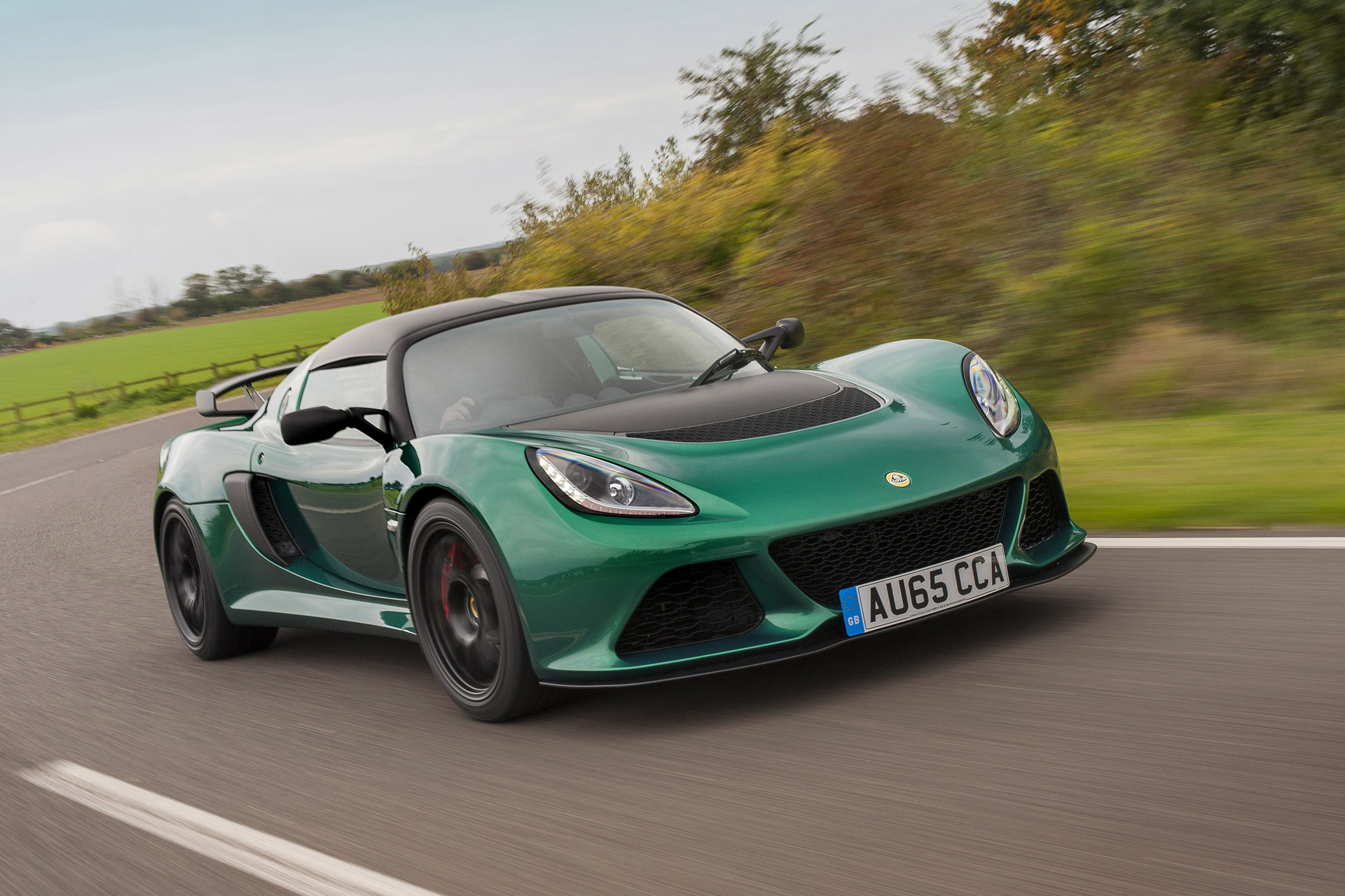 2016 Lotus Exige Sport 350: Forbidden Fruit